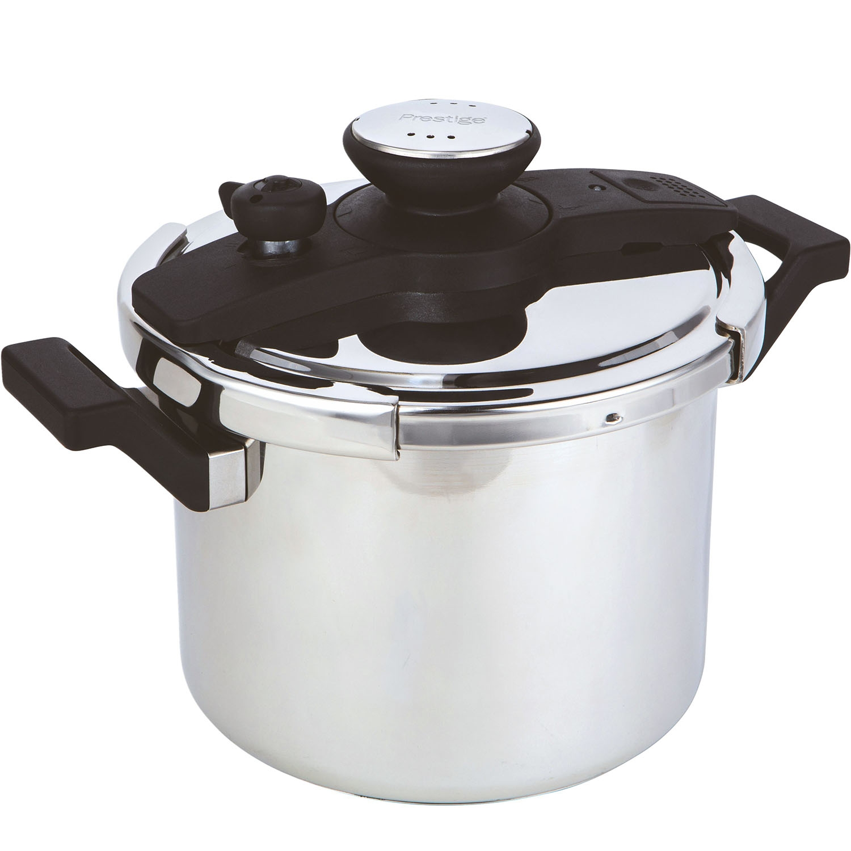 Image of Prestige Pressure Cooker 6L, Stainless Steel
