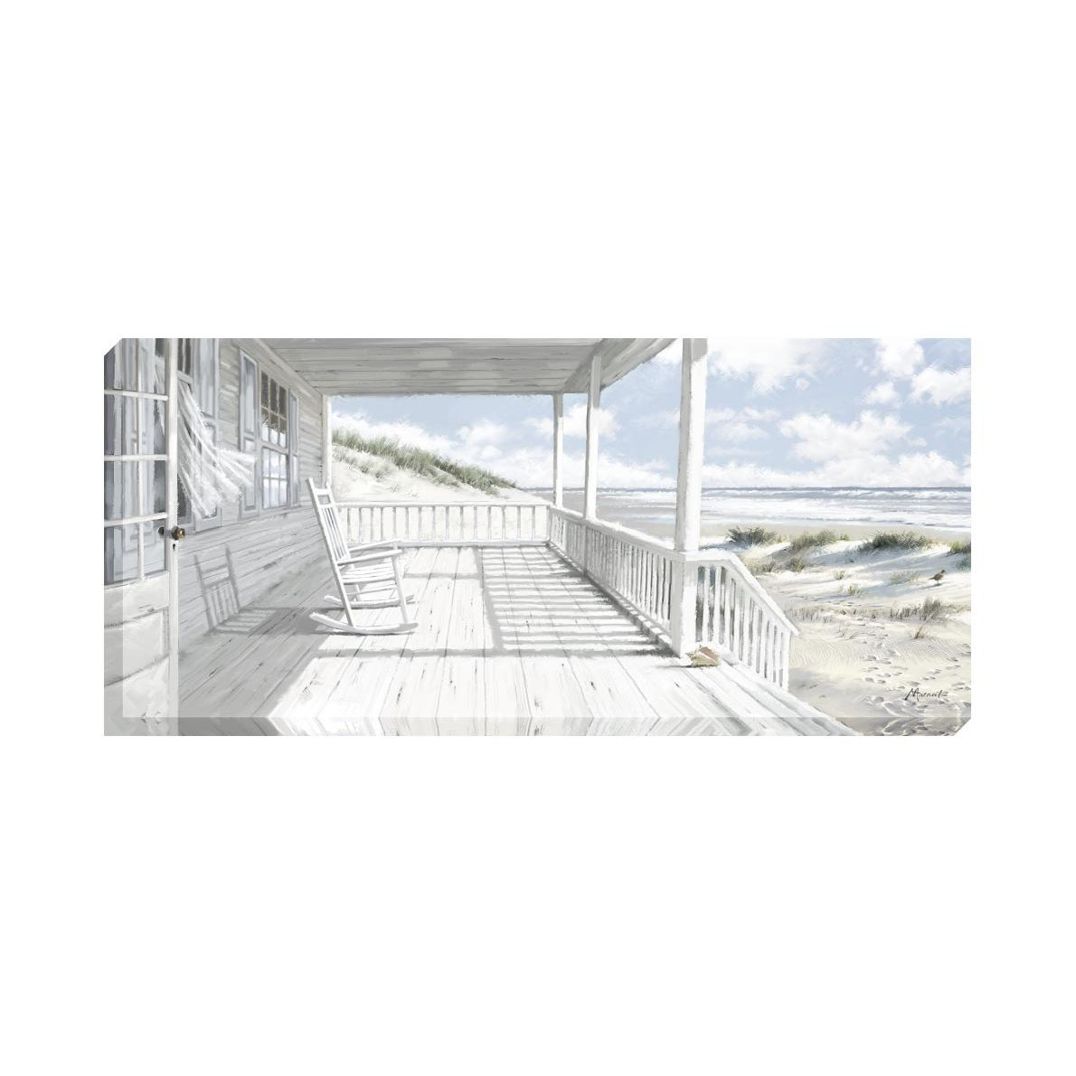 Image of Sea Breeze Canvas By The Macneil Studio, Canvas