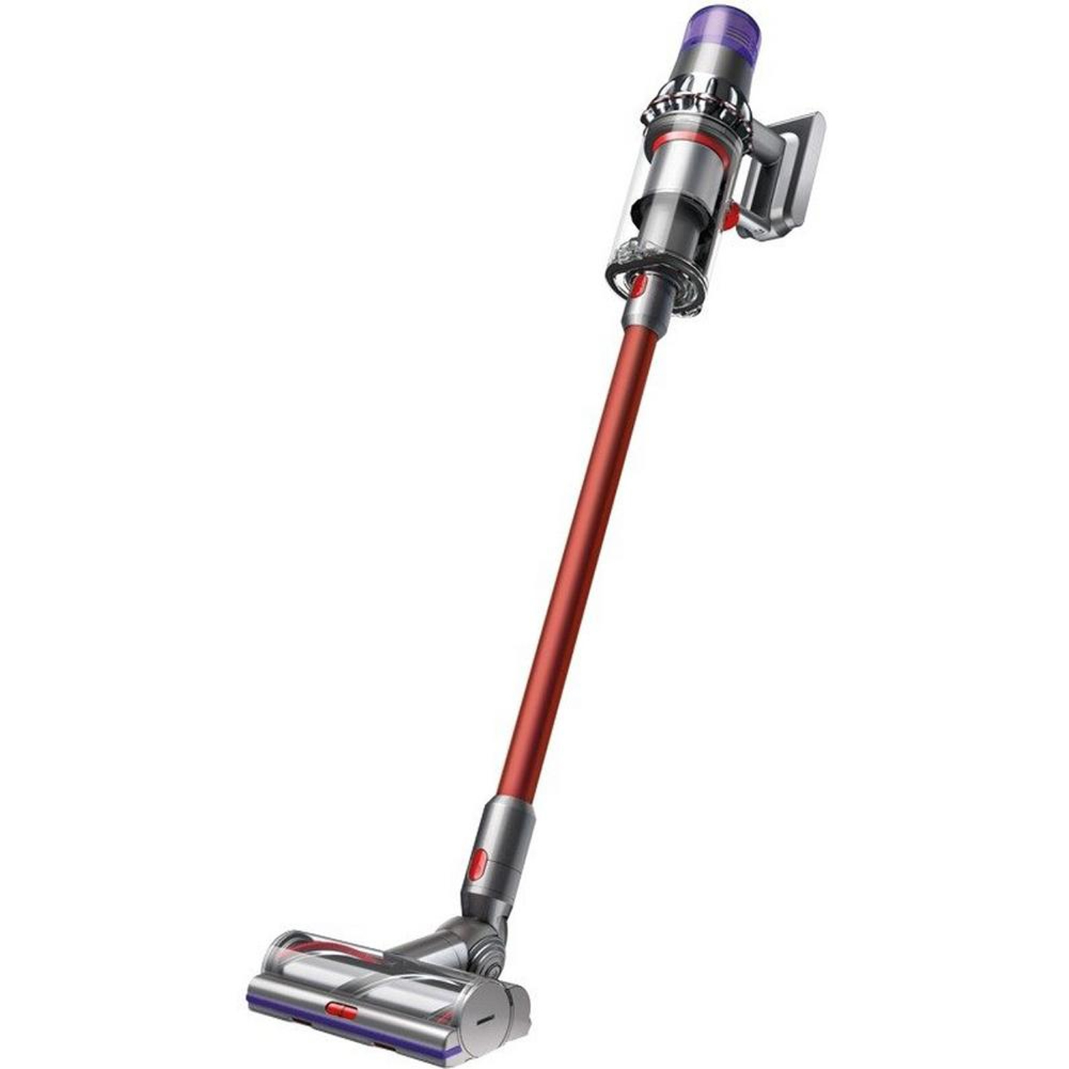 Image of Dyson V11 Absolute Extra Cordless Vacuum, Red
