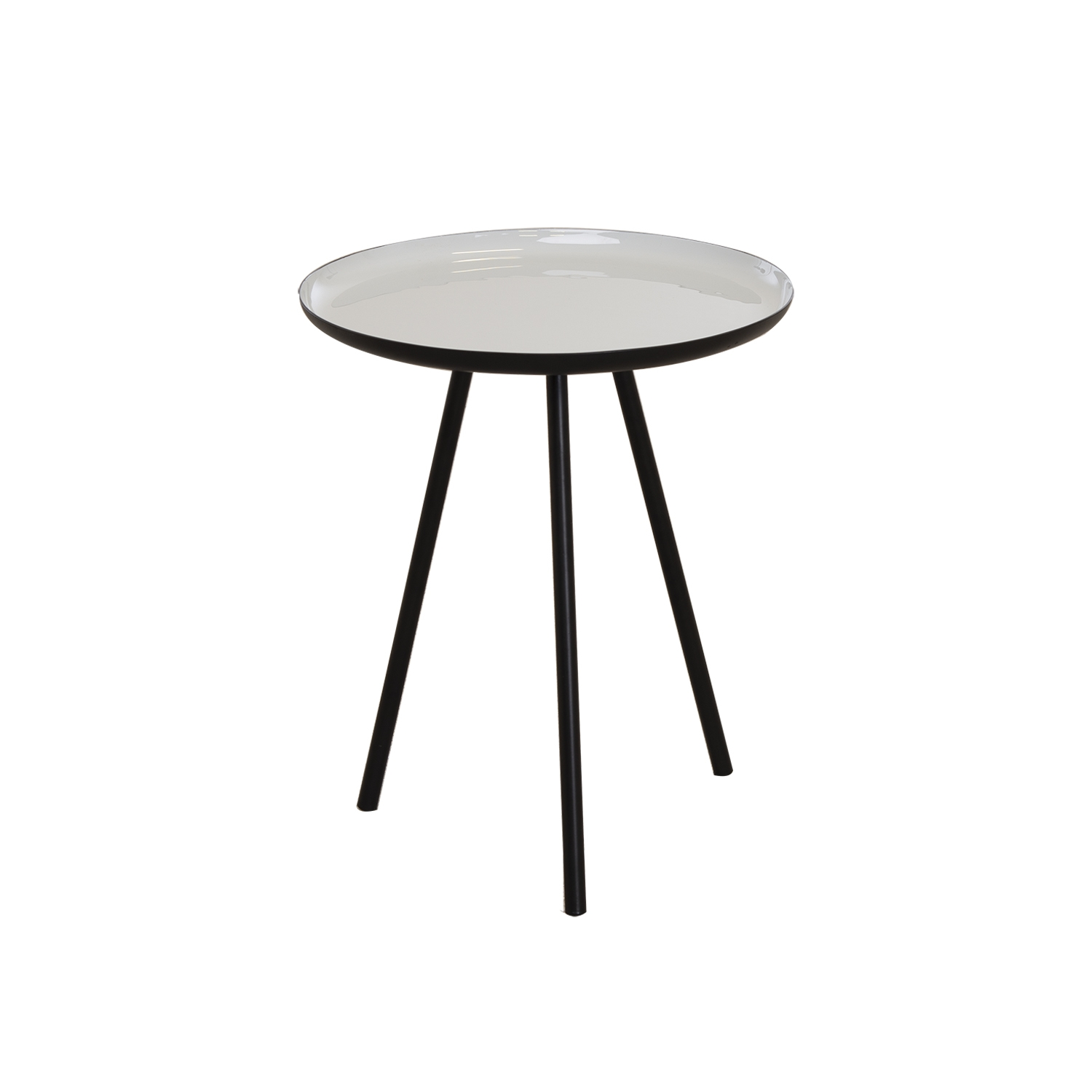 Image of Casa Tall Occasional Table, Grey