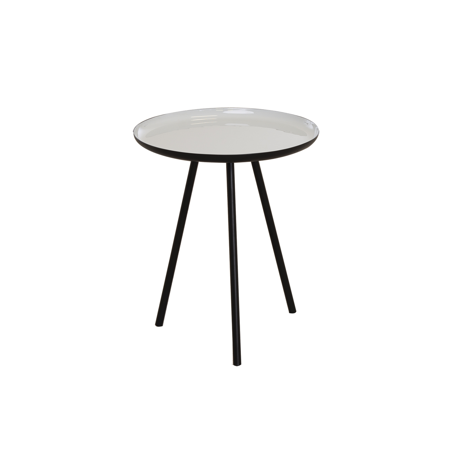 Image of Casa Short Occasional Table, Grey