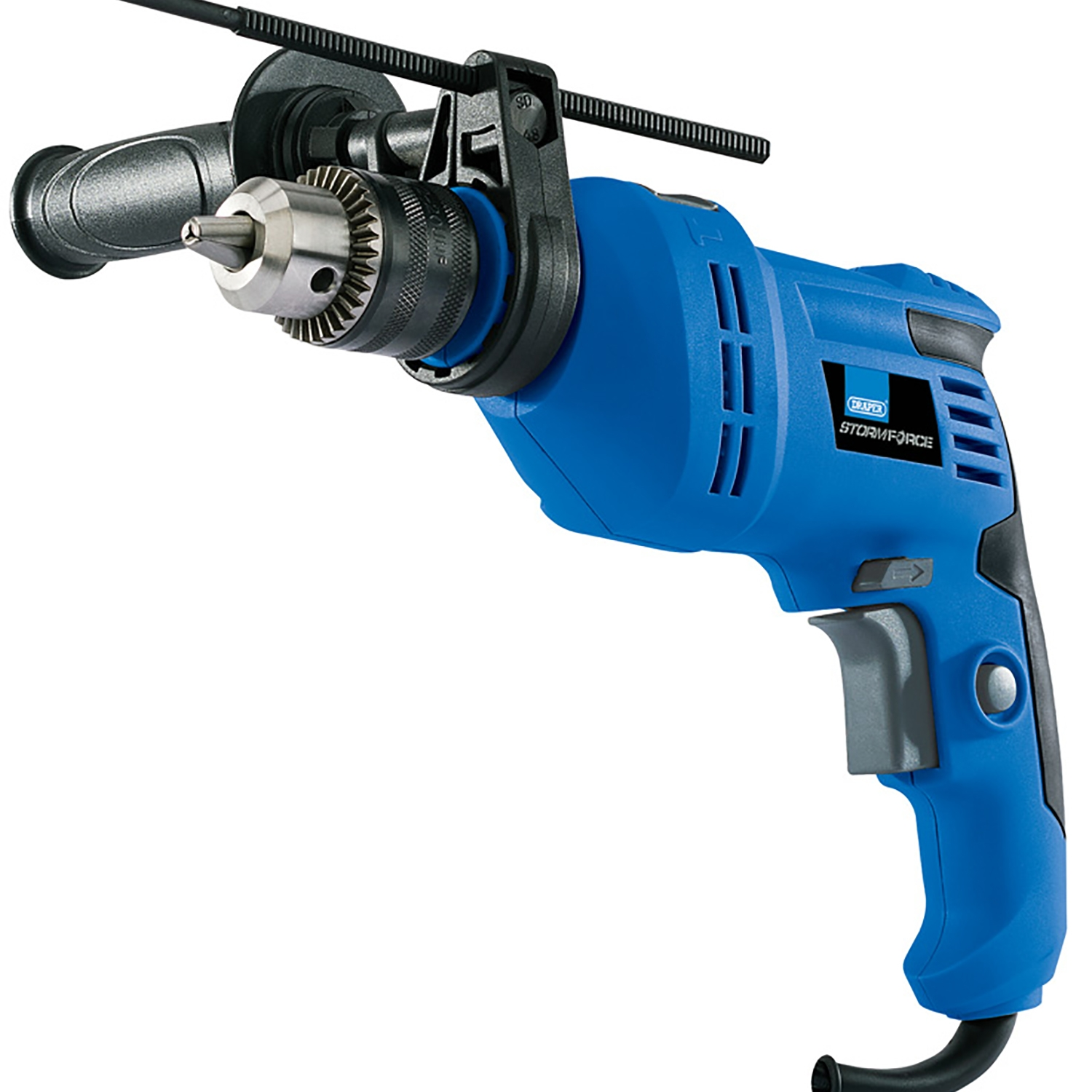 Image of Draper Storm Force Impact Drill 550w