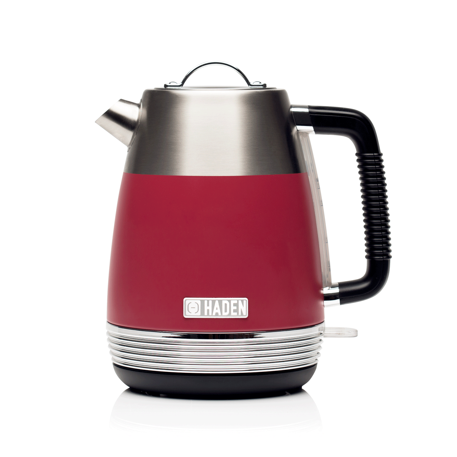 Image of Haden Chiltern 1.7 Litre Kettle, Berry