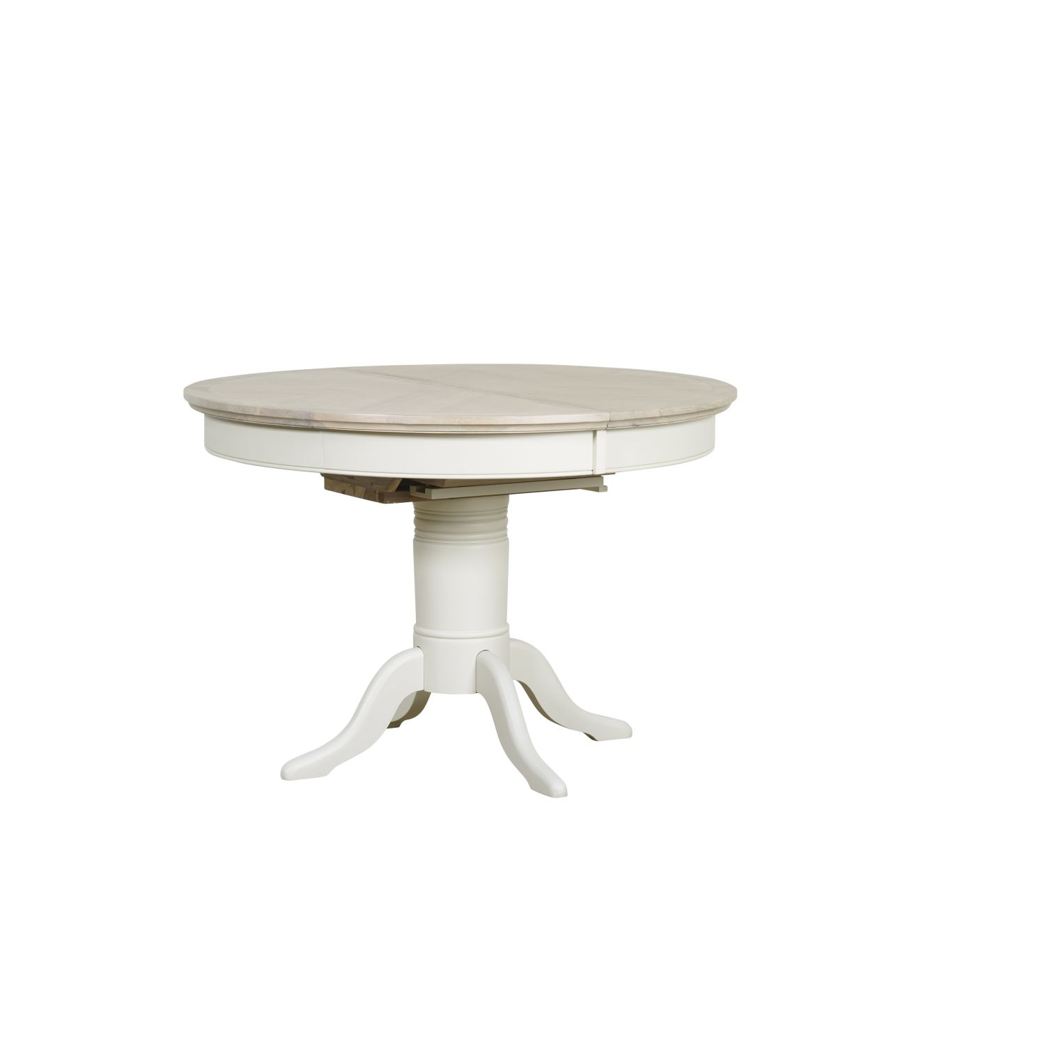 Image of Casa Lille Round Extending Dining Table
