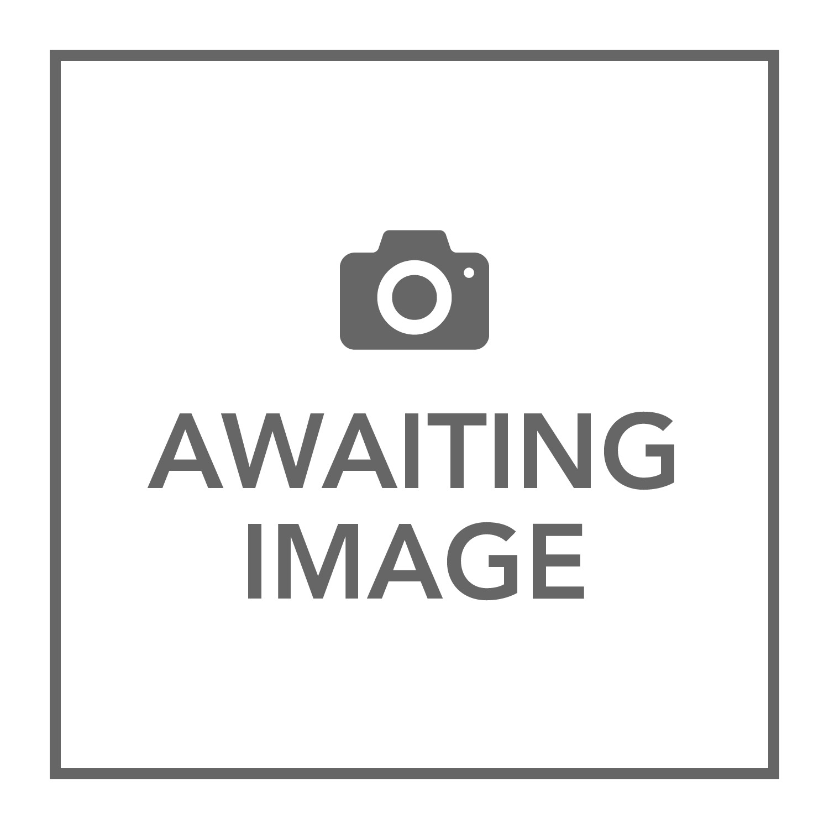 Image of Casa Grey 2 Drawer Cupboard, Grey