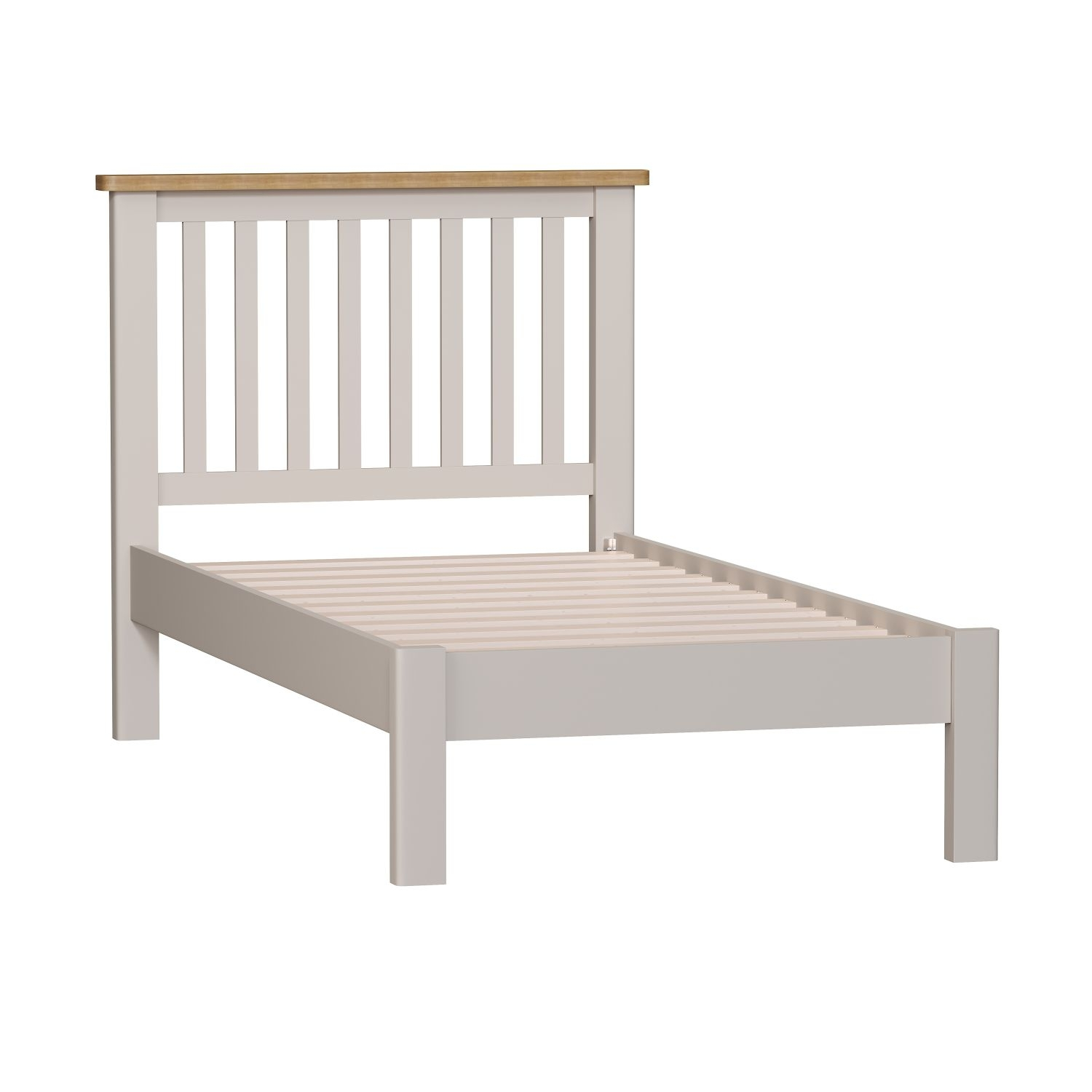 Image of Casa Portland Bed Frame, Single