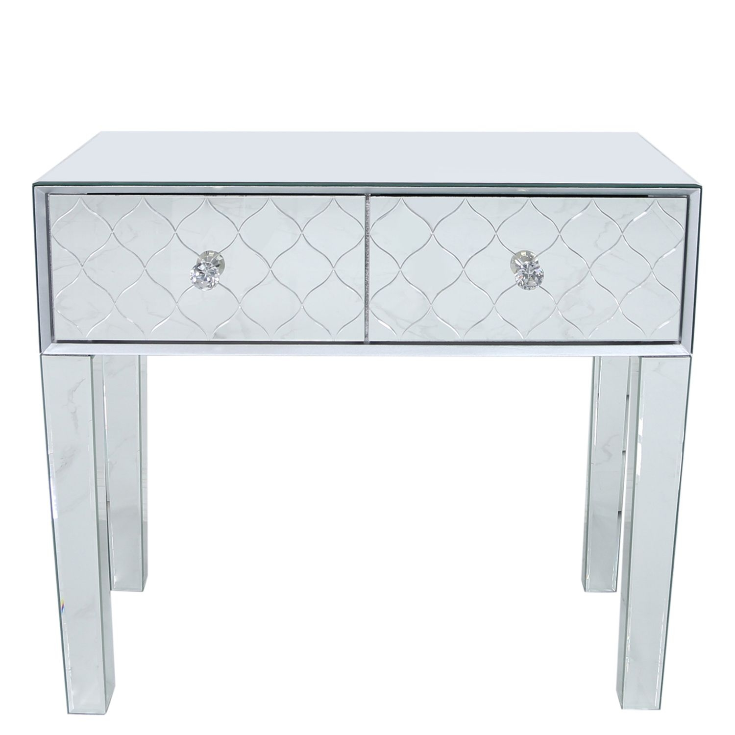 Image of Casa Grace 2 Drawer Console Table