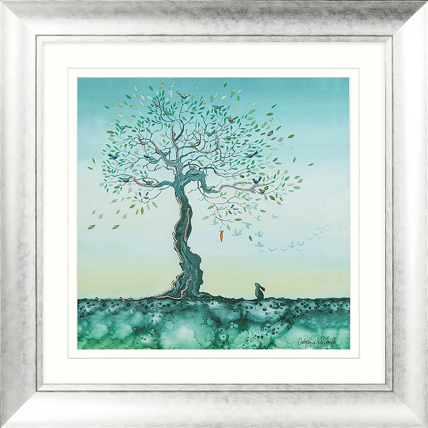 Image of Hope By Catherine Stephenson, Framed Picture
