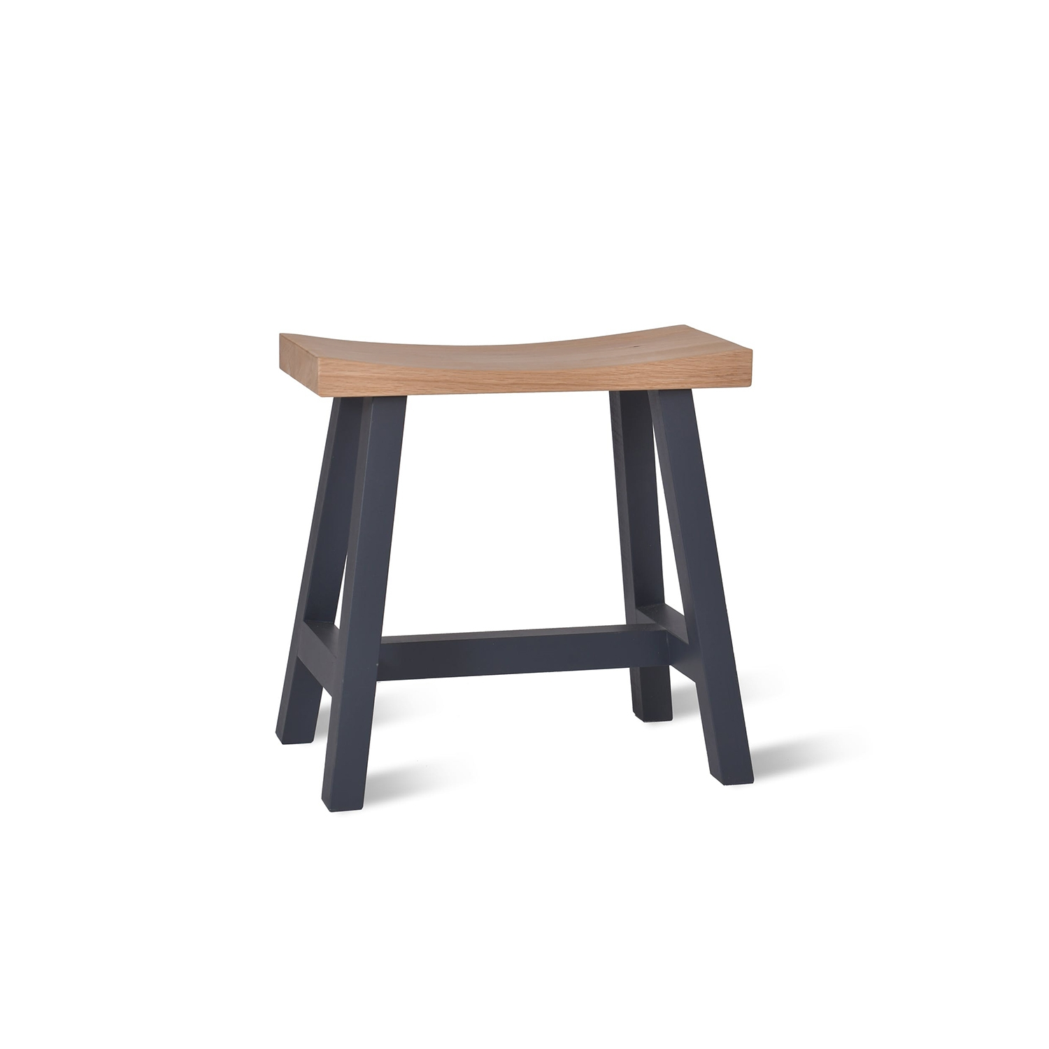 Image of Garden Trading Clockhouse Stool, Carbon