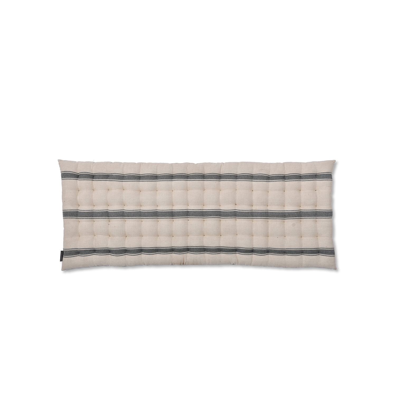 Image of Garden Trading Aldsworth Welly Bench Seat Pad, Cotton