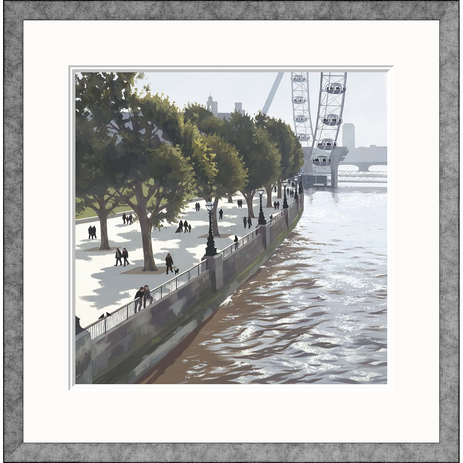 Image of Jo Quigley South Bank Spring