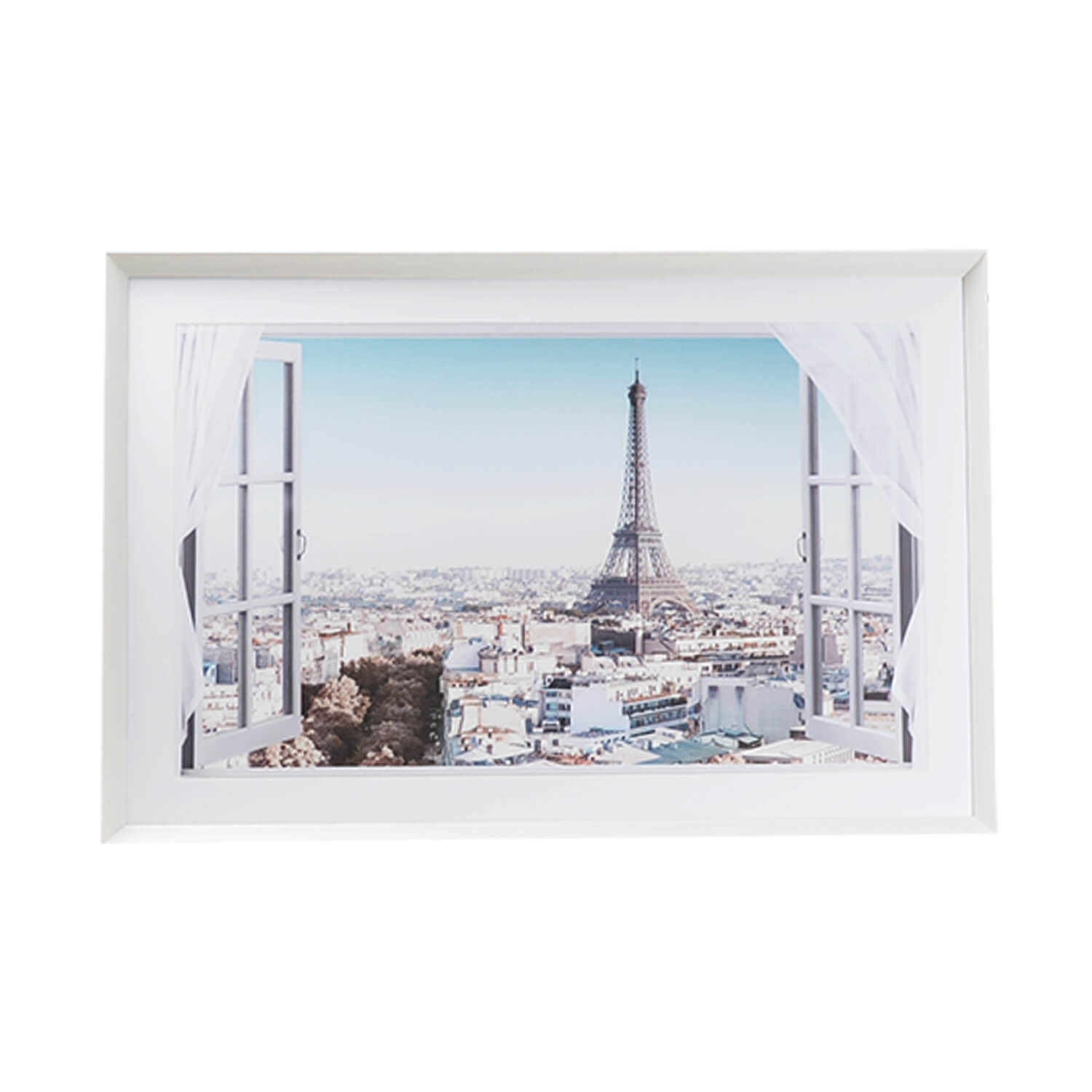 Image of Casa A Parisian View Framed Print