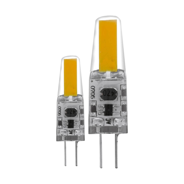 Image of Eglo 1.8W G4-LED 2700K Lightbulb 2 Pack