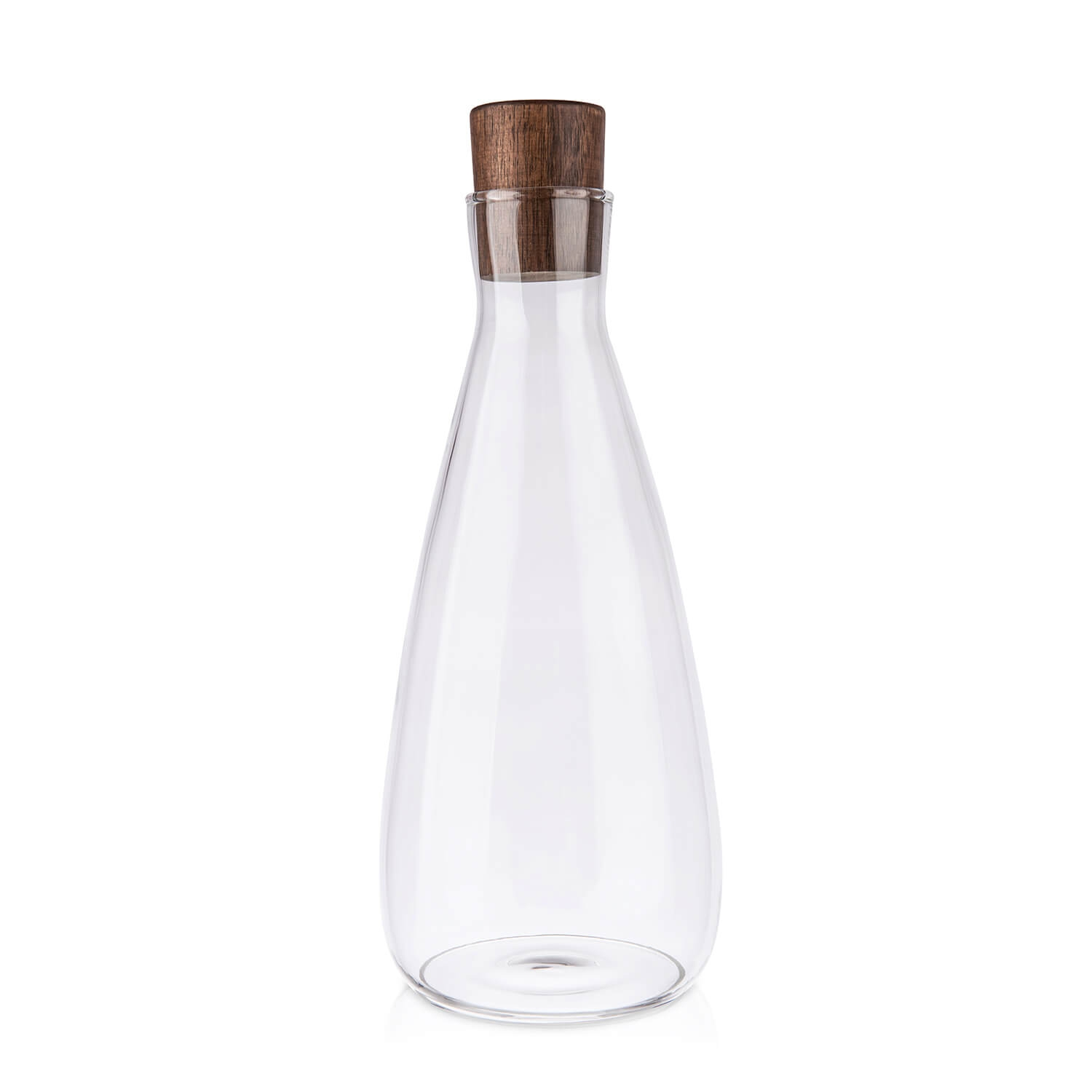 Image of Artisan Street, Glass Carafe, Clear