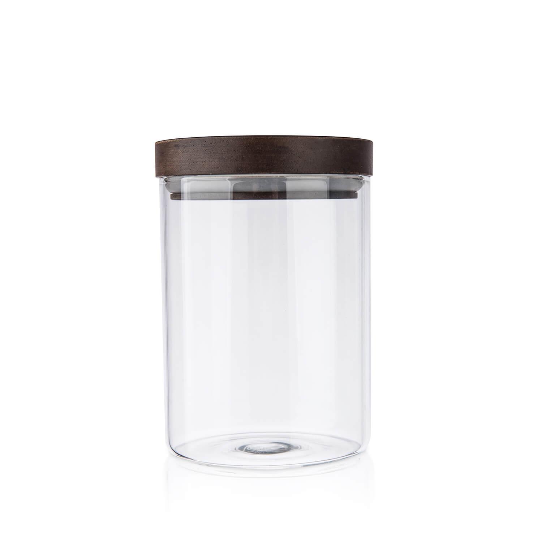 Image of Artisan Street, Small Storage Jar, Clear