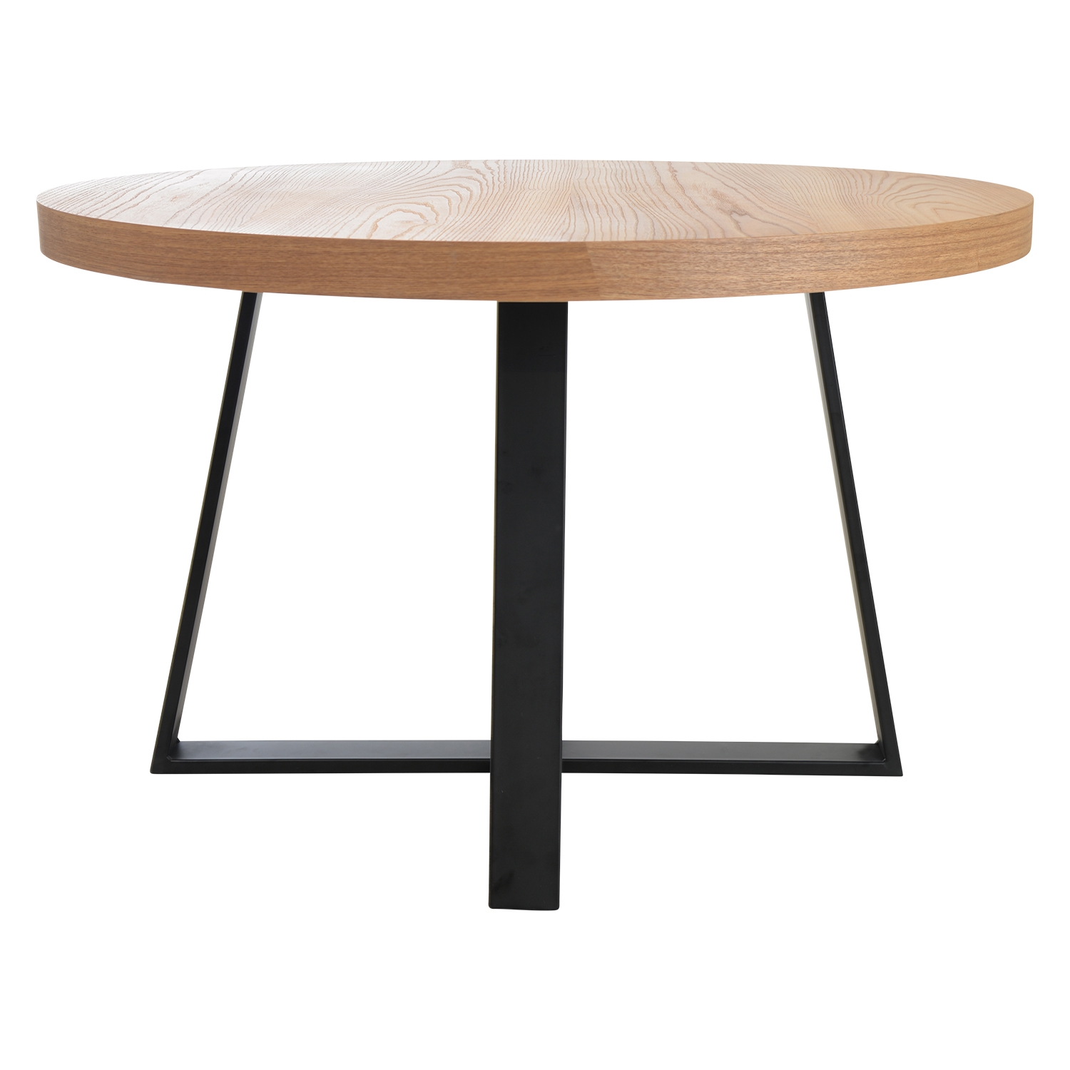 Image of Casa Ealing Round Fixed Dining Table
