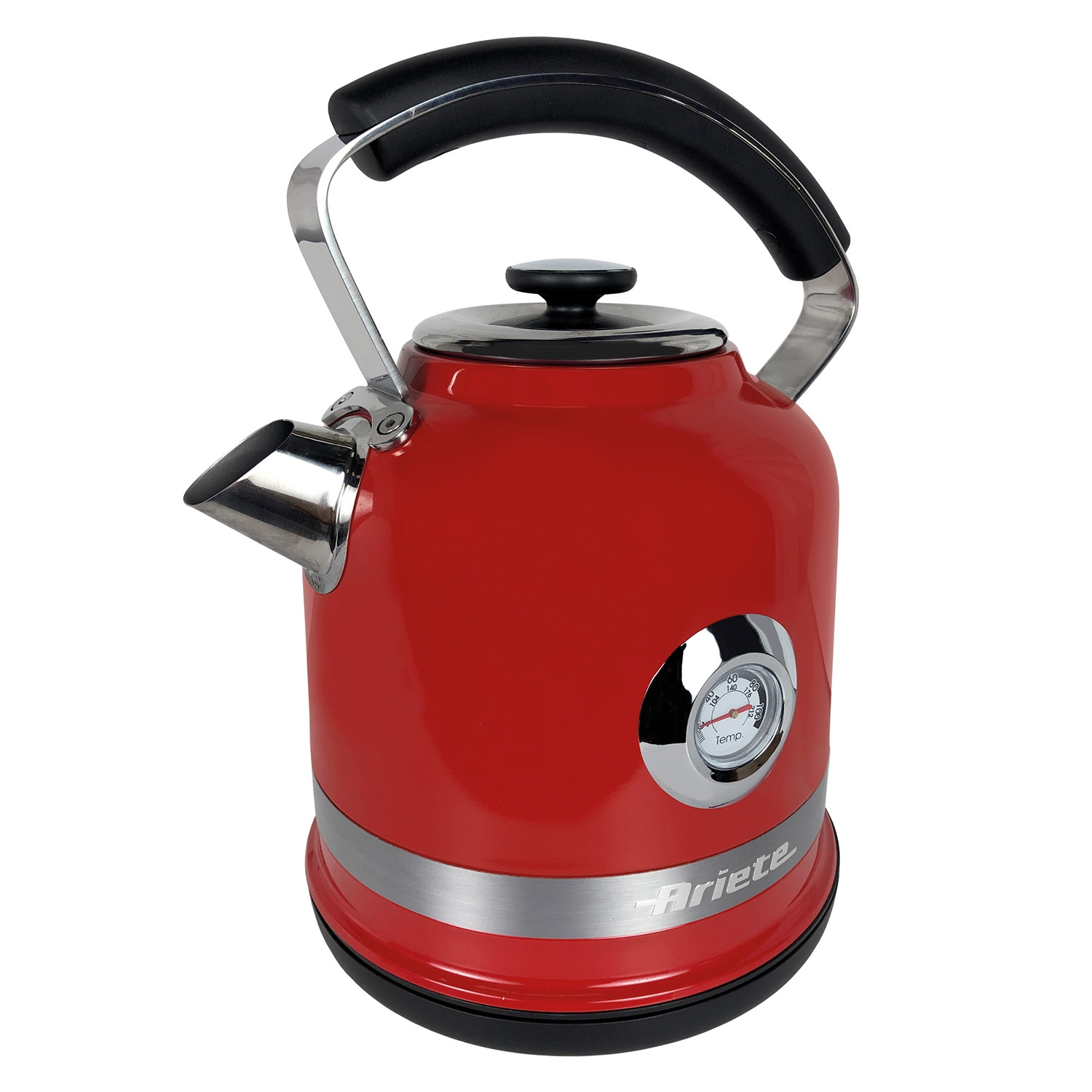 Image of Ariete Moderna Kettle, Red