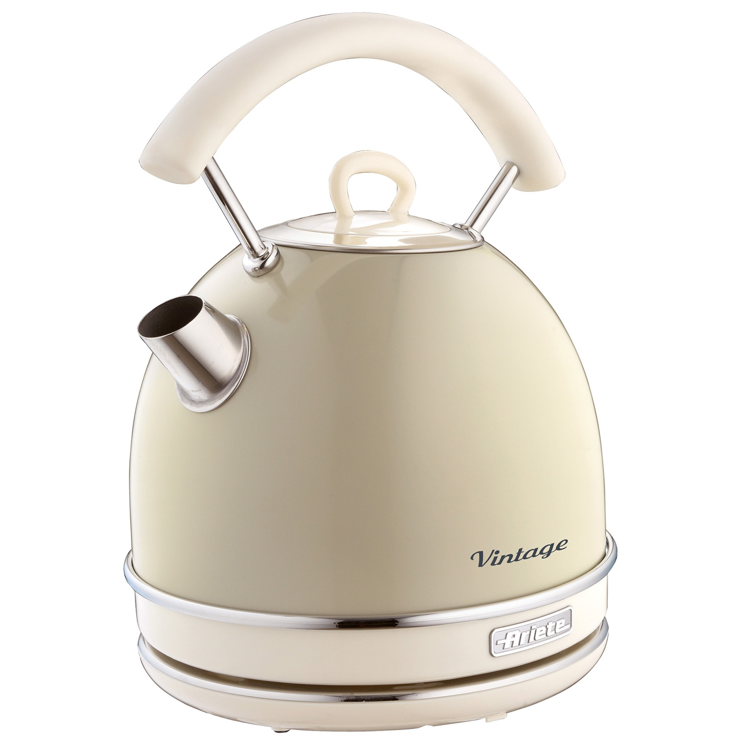 Image of Ariete Vintage Dome Kettle, Cream