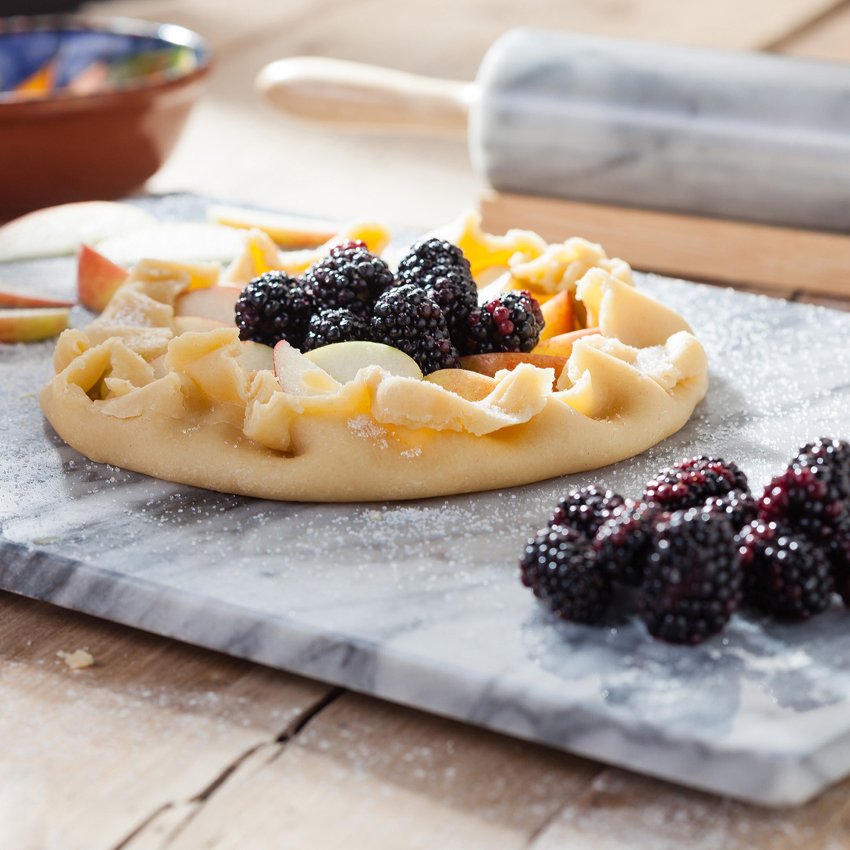 Judge Marble Pastry Board Leekes