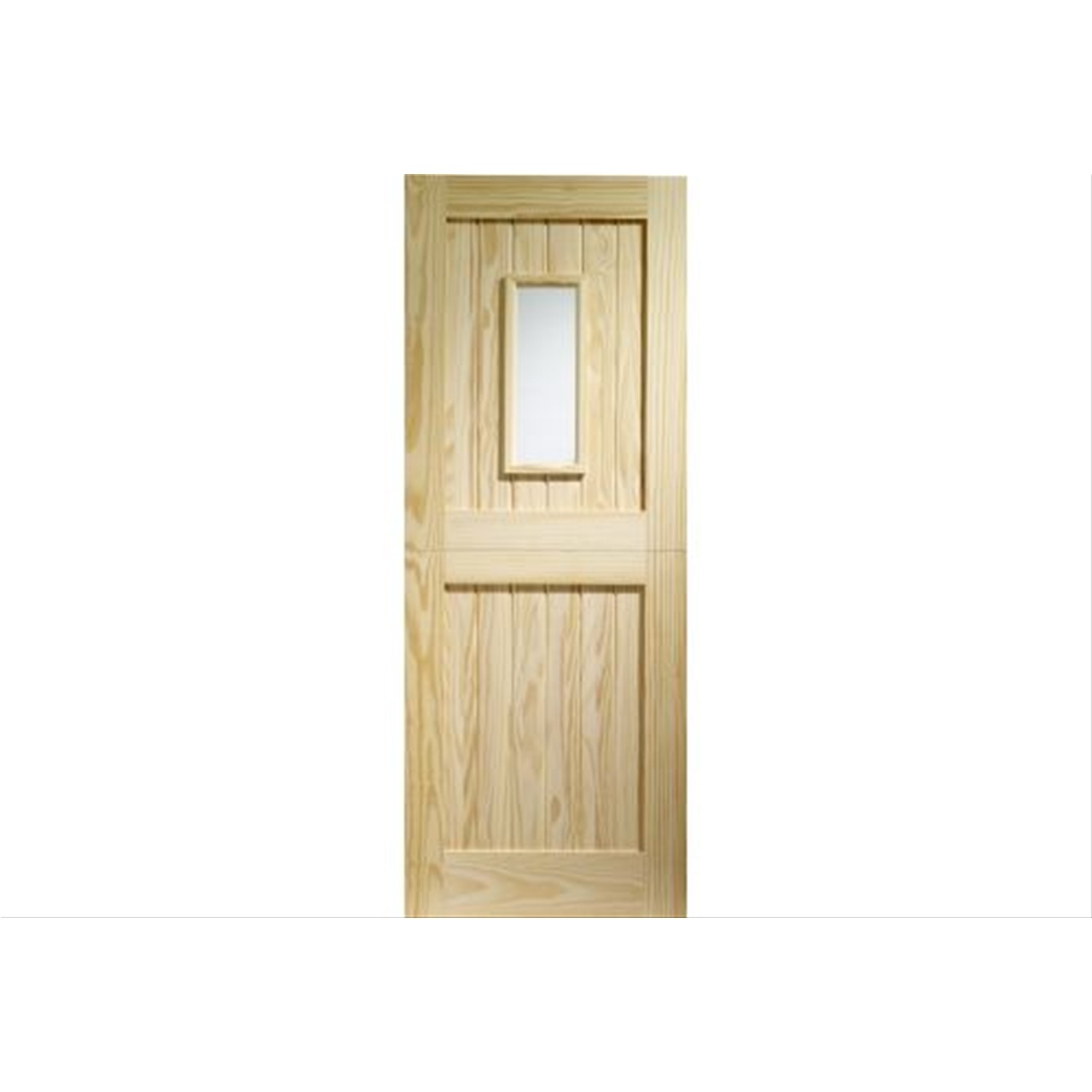 xl joinery external pine stable door leekes. Black Bedroom Furniture Sets. Home Design Ideas