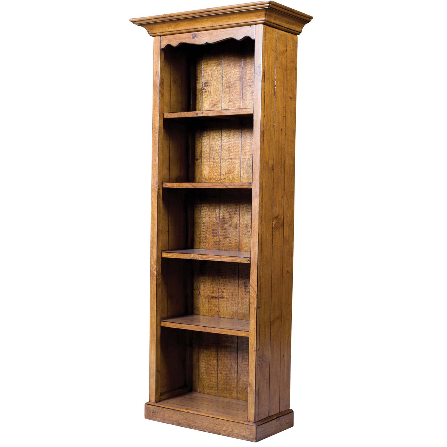 cd space storage finish to furniture shelves take in bookcase small dvd with ample office waverly light dp designed home oak adjustable