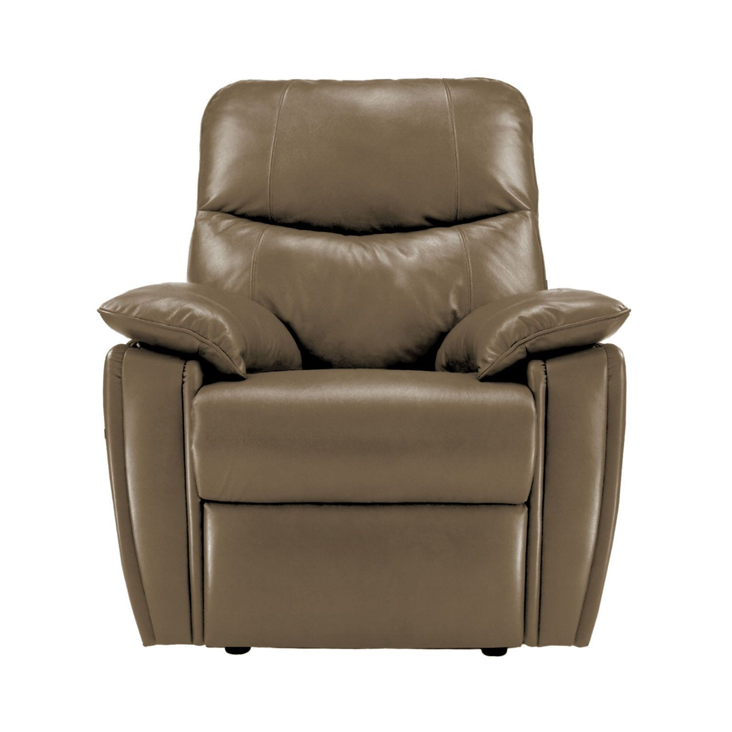 G Plan Henley Leather Armchair | Leekes