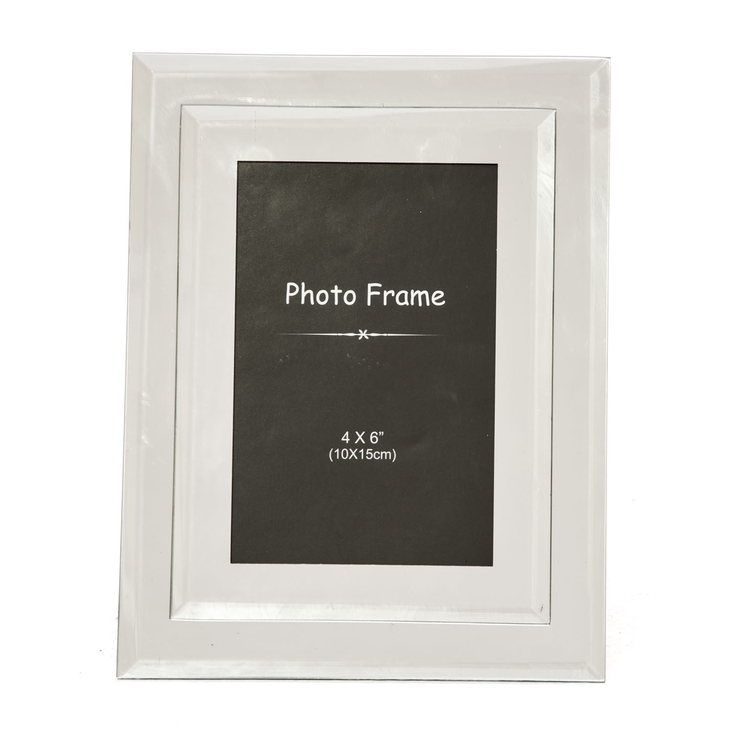layer glass frame 4x6 quot leekes