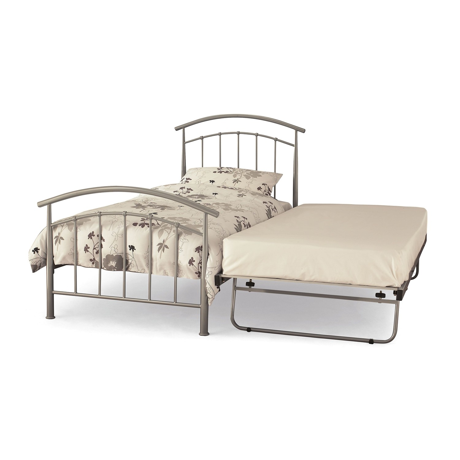 Casa mercury small single guest bed leekes for Small single bed