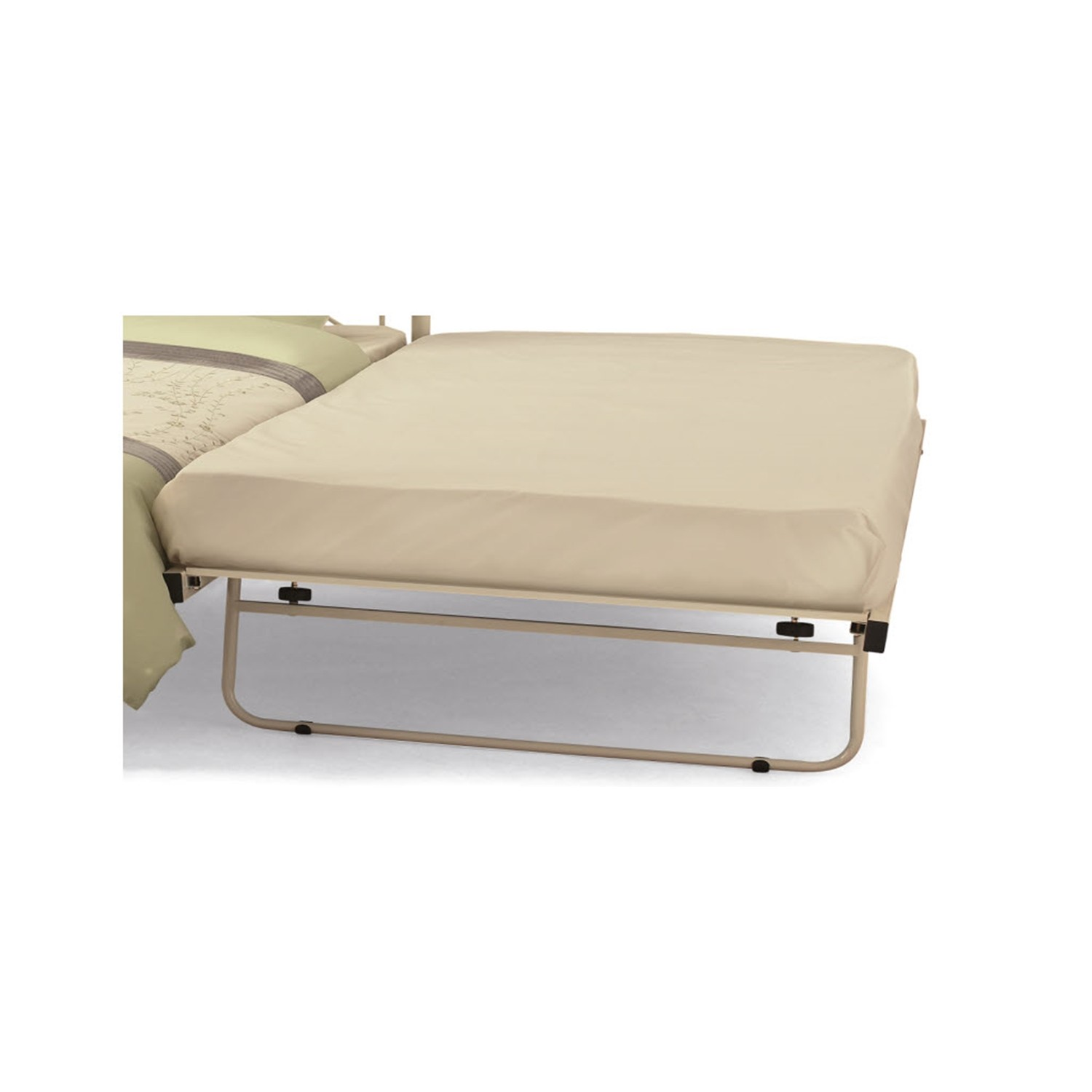 Casa small single guest bed leekes for Small single bed