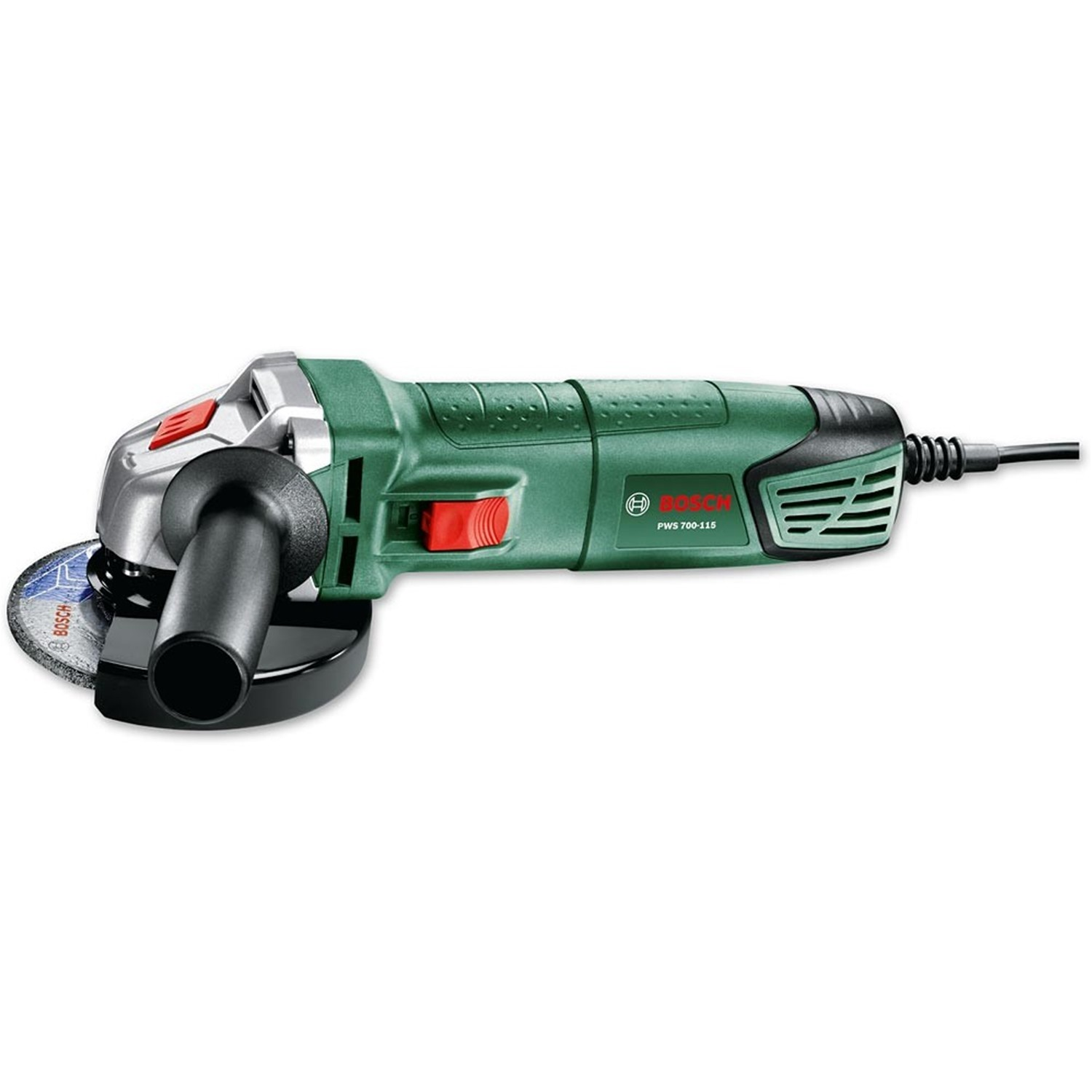 bosch psw700 angle grinder leekes. Black Bedroom Furniture Sets. Home Design Ideas