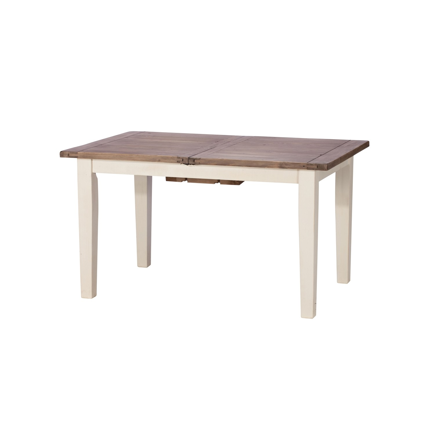 Casa cotswold extending dining table 120cm leekes for 120cm extending dining table