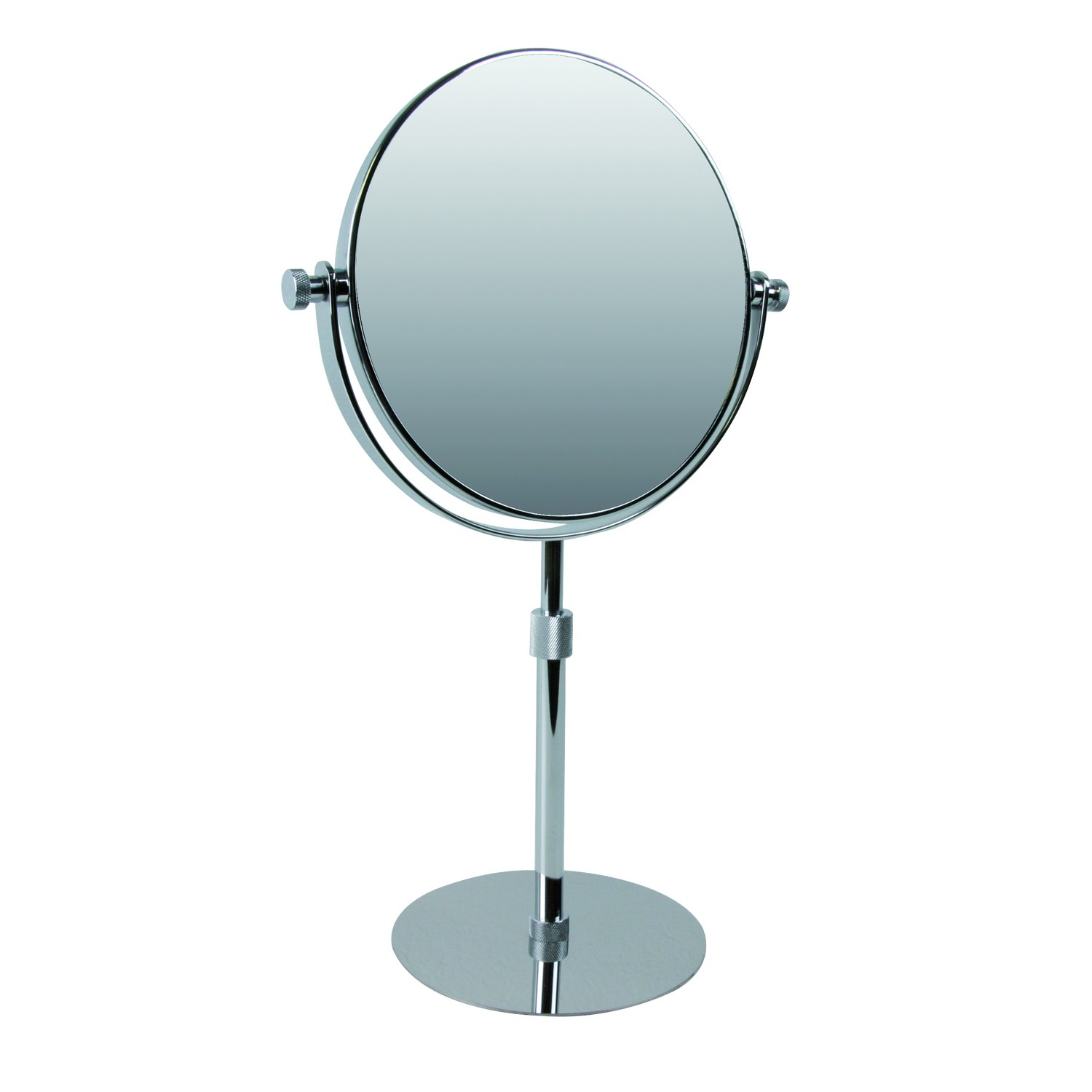 freestanding bathroom mirrors miller classic freestanding mirror chrome leekes 12913