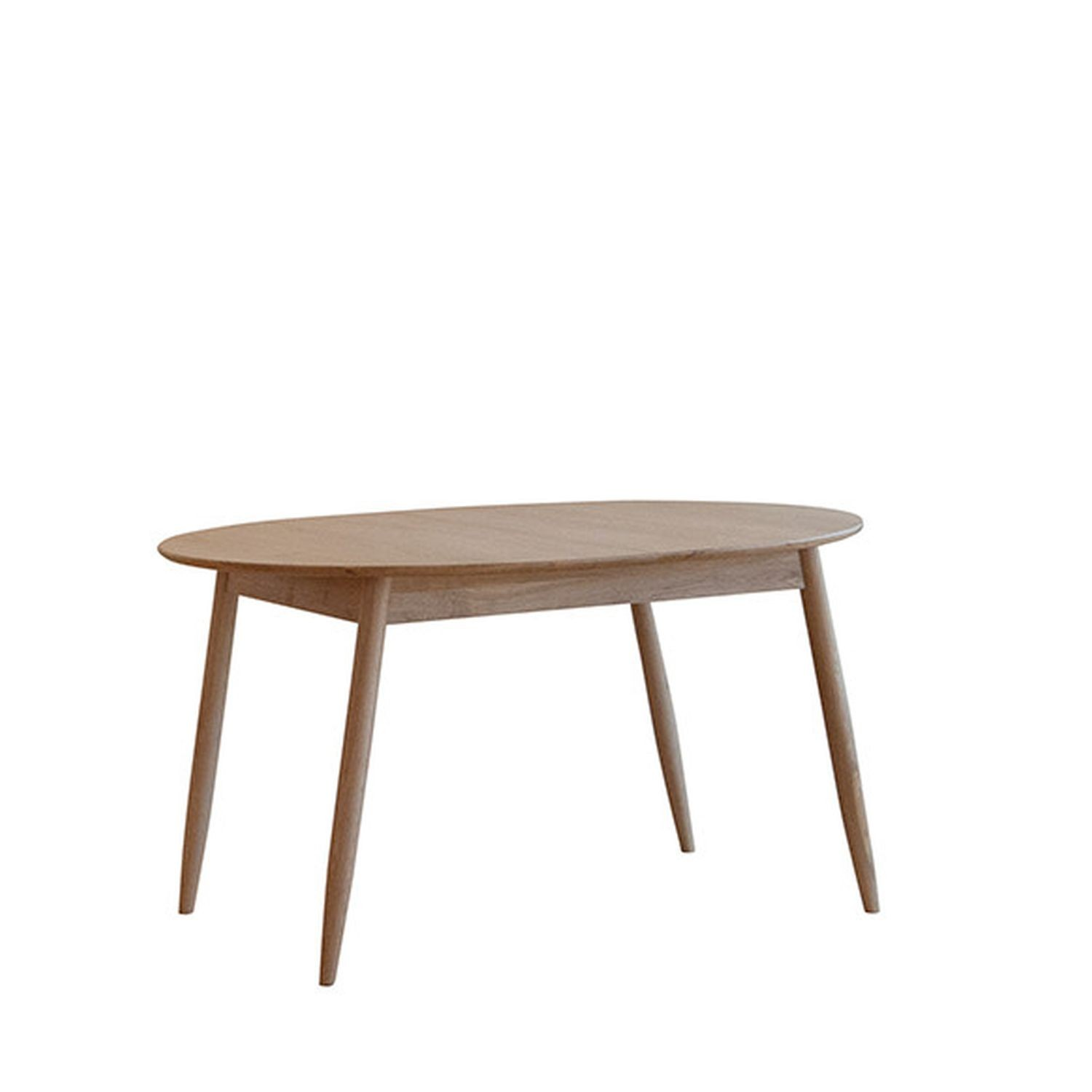 ercol teramo small ext dining table table brown leekes