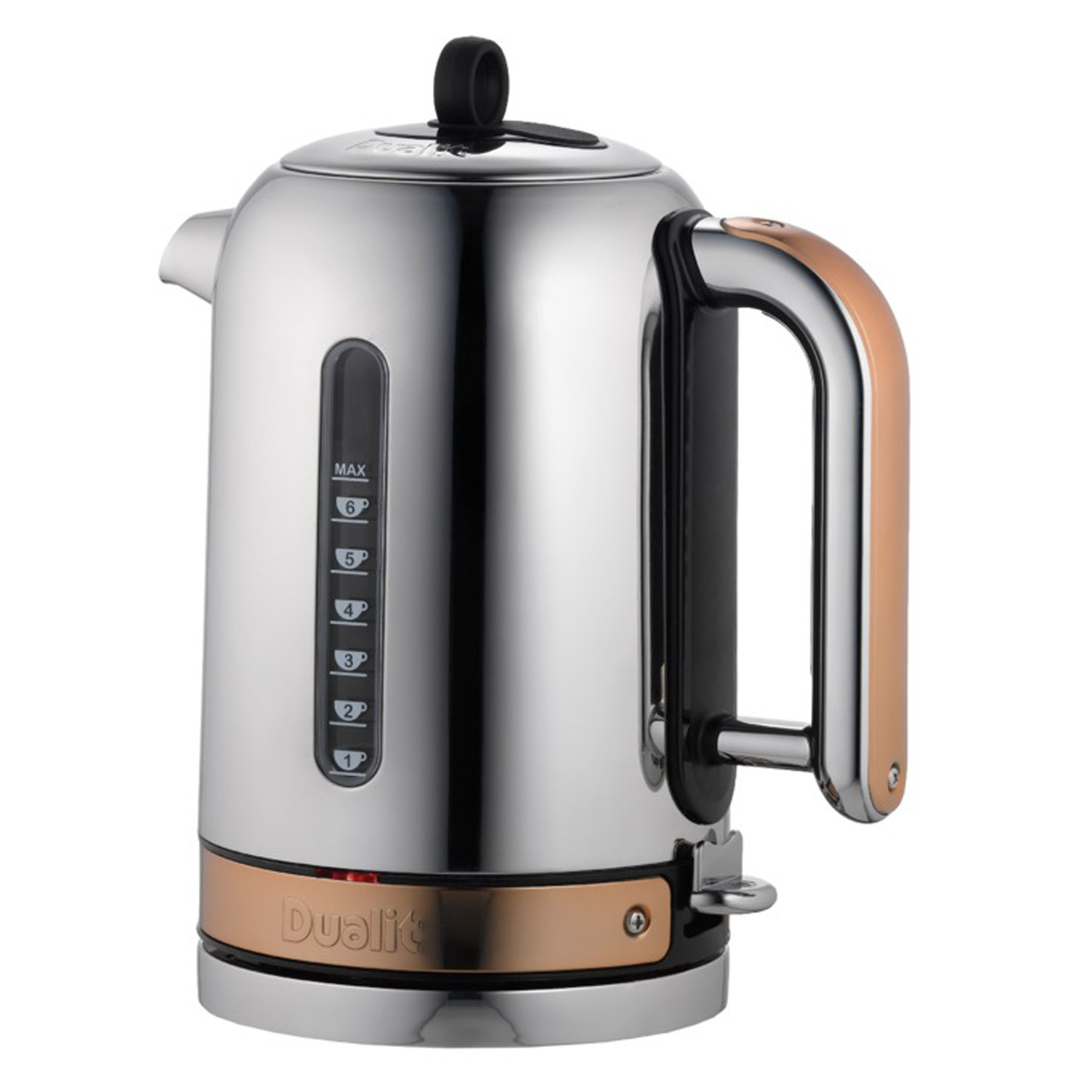 Dualit Classic Kettle Copper Leekes