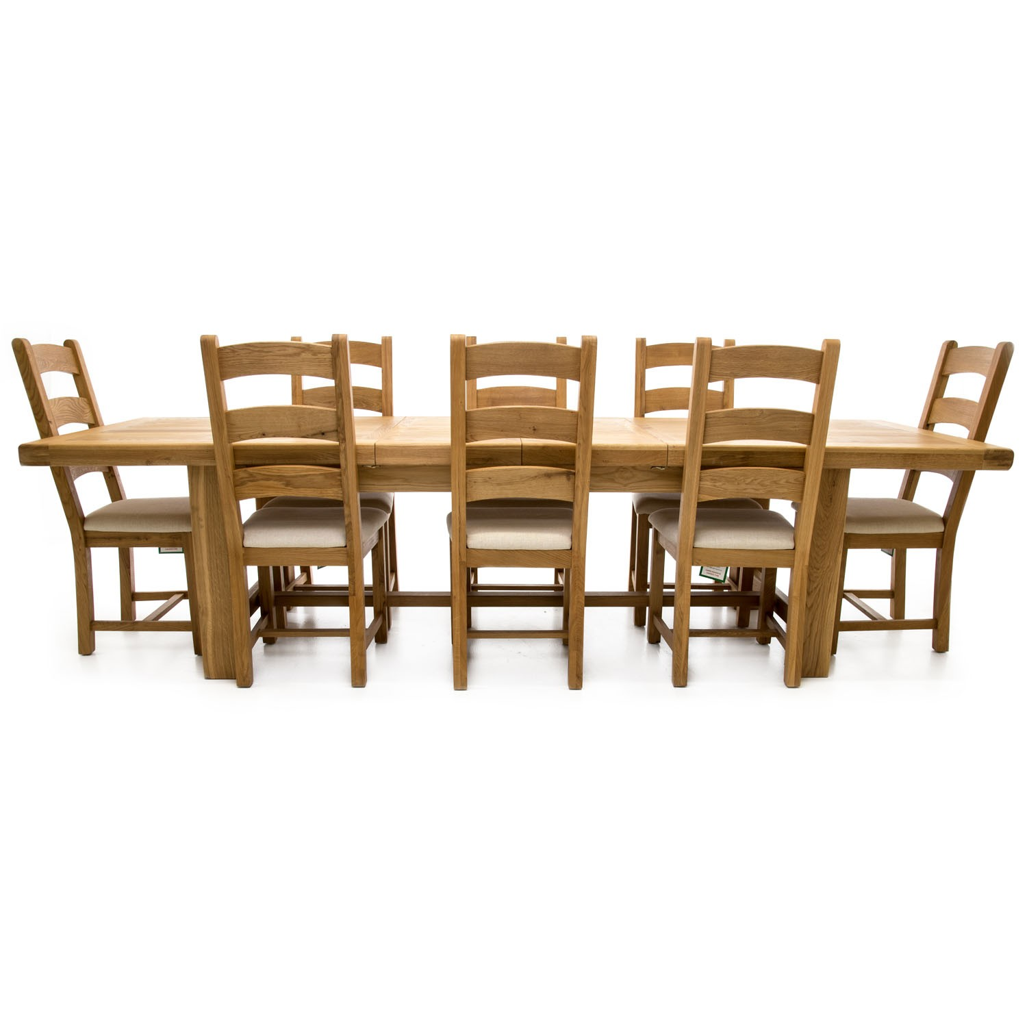 Casa Fairford Large Extending Table amp 8 Chairs Leekes : 659148l from www.leekes.co.uk size 1500 x 1500 jpeg 158kB
