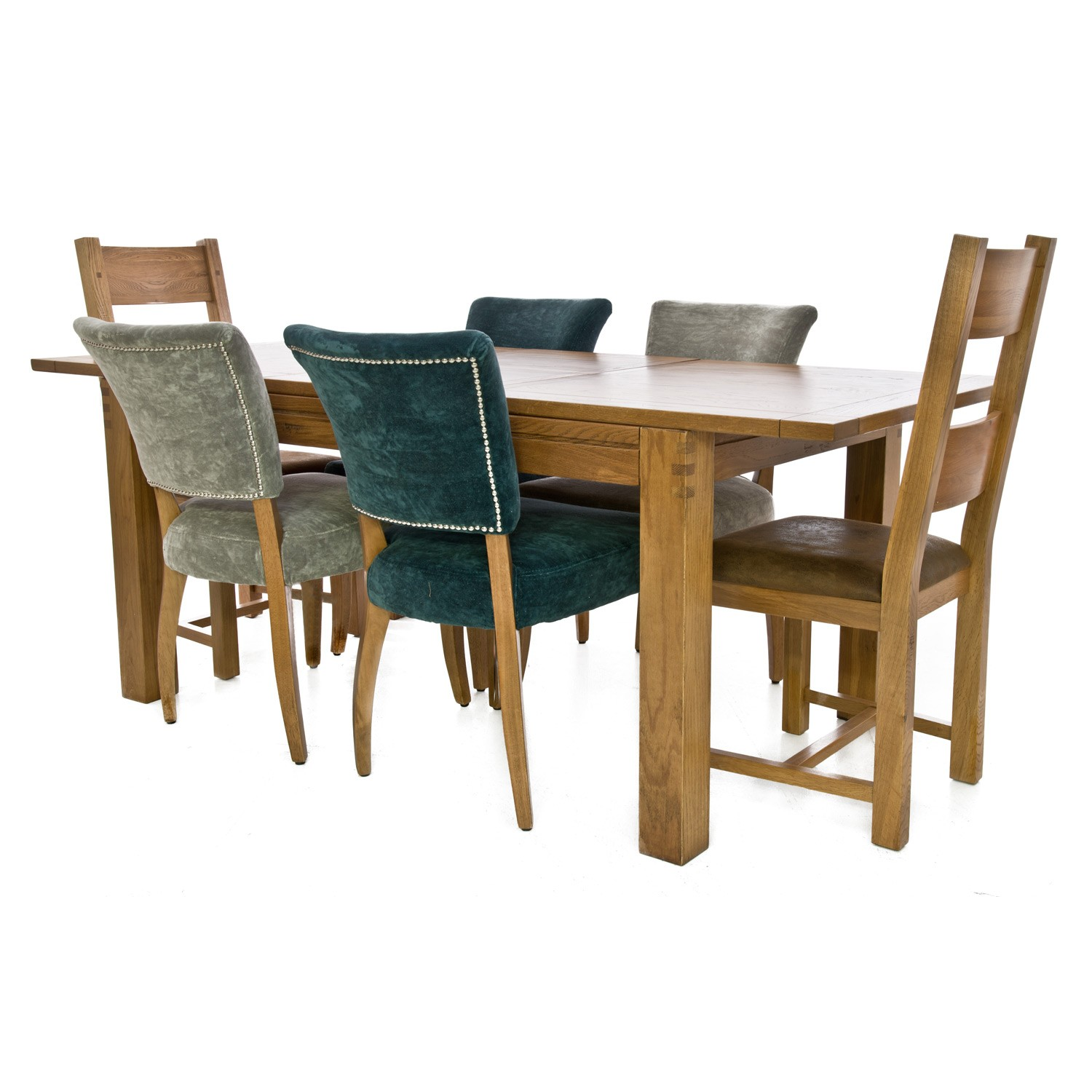 Halo Montana 5ft Extending Dining Table Leekes : 6651581l from www.leekes.co.uk size 1500 x 1500 jpeg 225kB