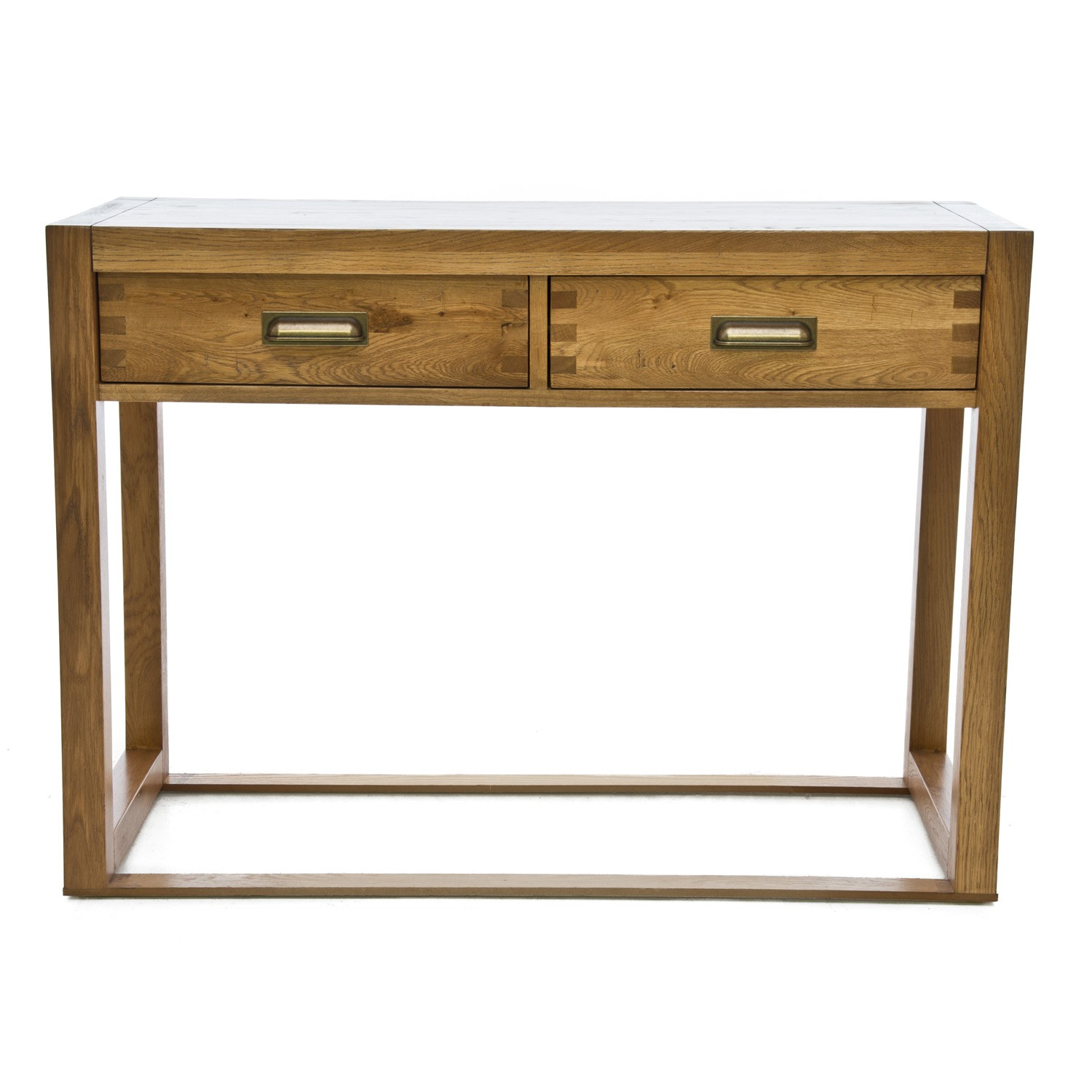halo montana compact console table leekes