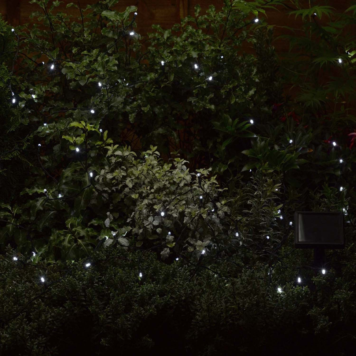 Solar Lights At The Range: Smart Garden String Solar Light 100 White