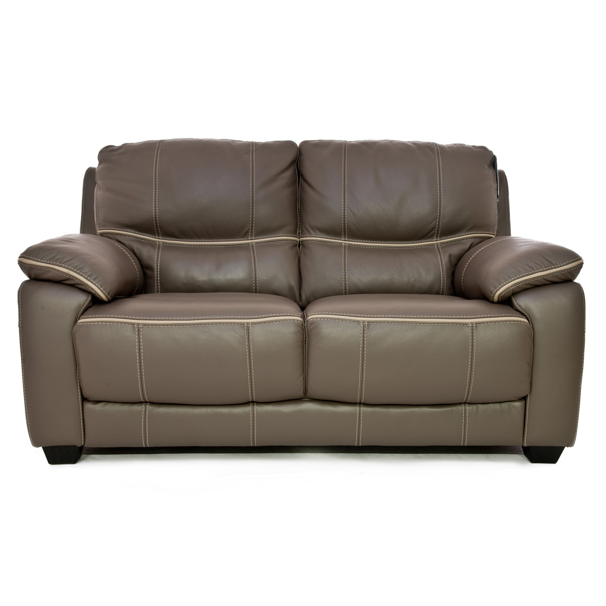 Casa Piper 2 Seater Leather Sofa