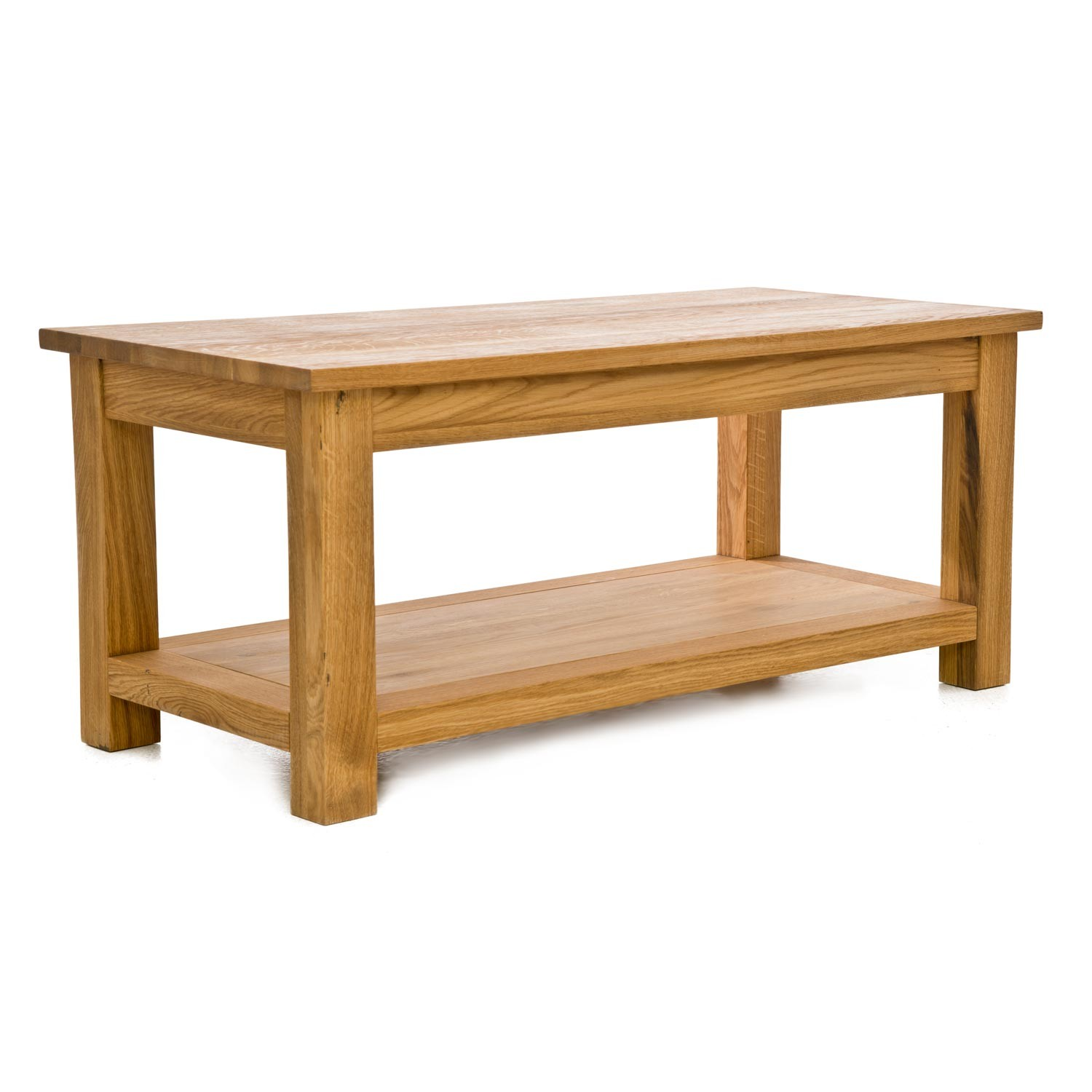 Casa Nevada Coffee Table With Shelf Leekes