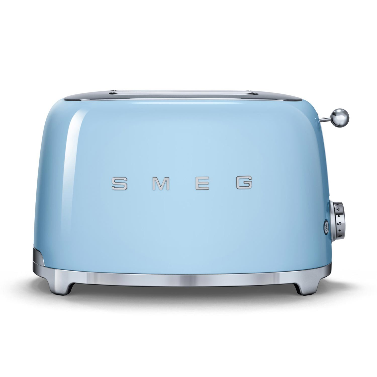 Smeg Kettle Amp 2 Slice Toaster Set Pastel Blue Leekes
