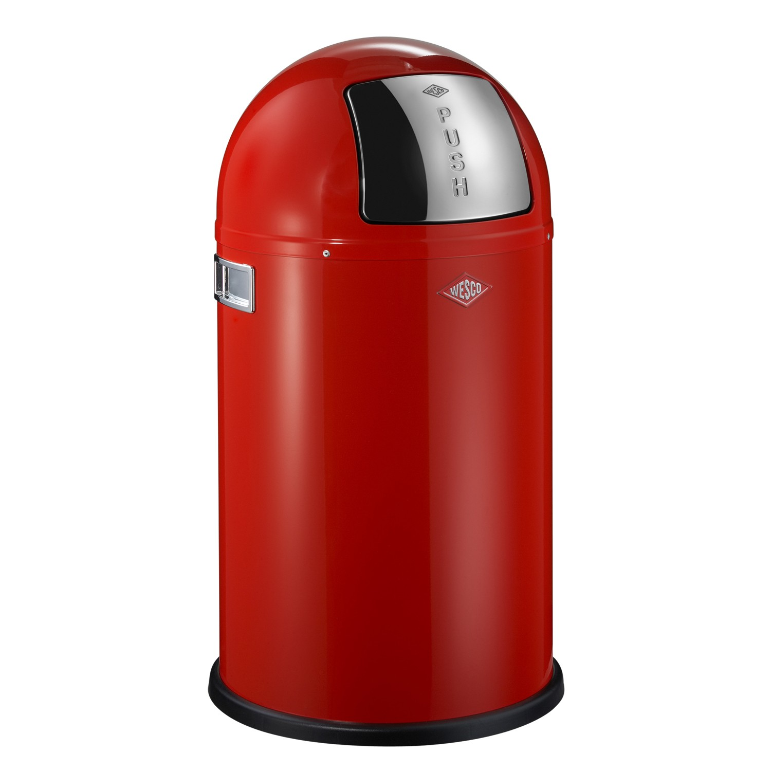 Large Size Of Indoor Human Kitchen Trash Can Then 40l Red 13 Also