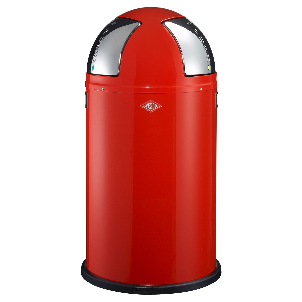 wesco push two 50l red leekes. Black Bedroom Furniture Sets. Home Design Ideas