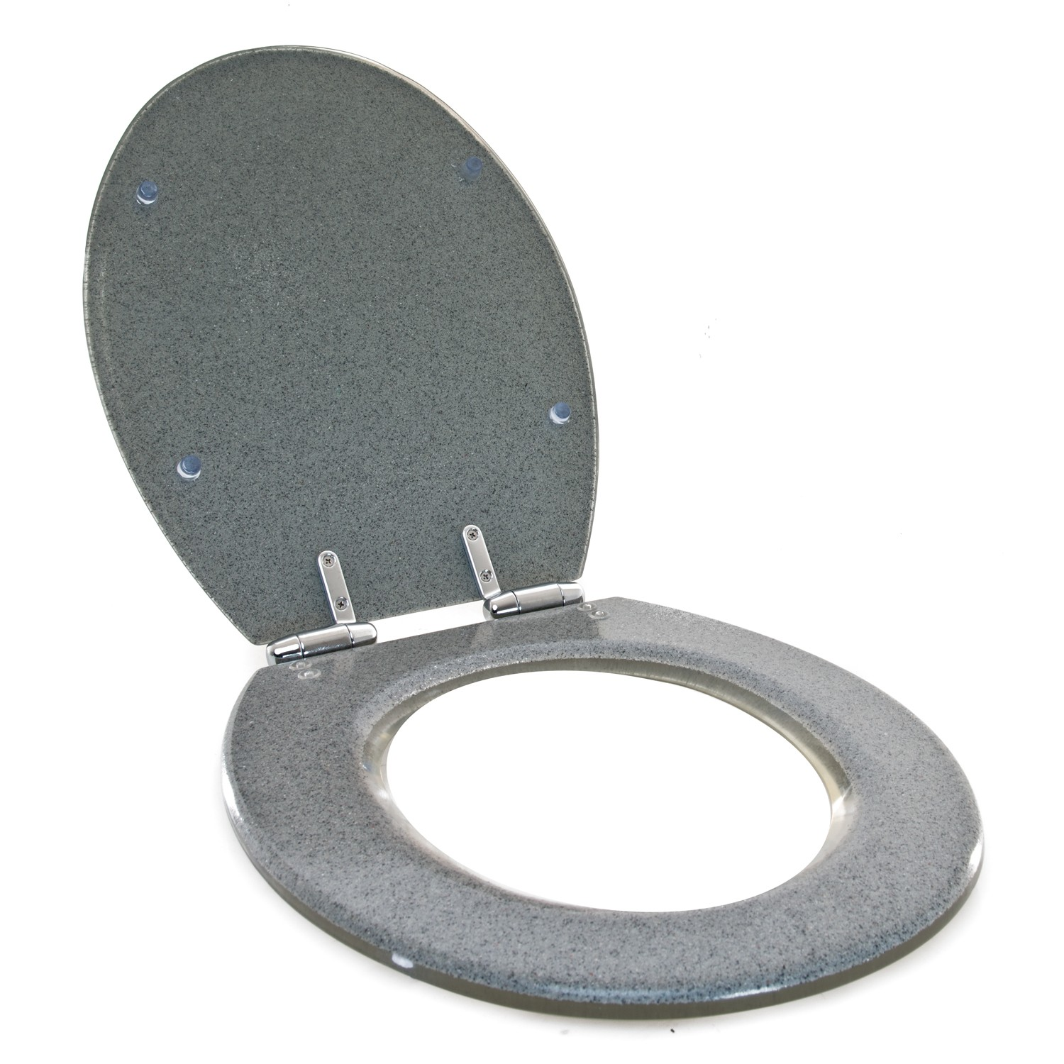 Fabulous Casa Toilet Seat Grey Beatyapartments Chair Design Images Beatyapartmentscom