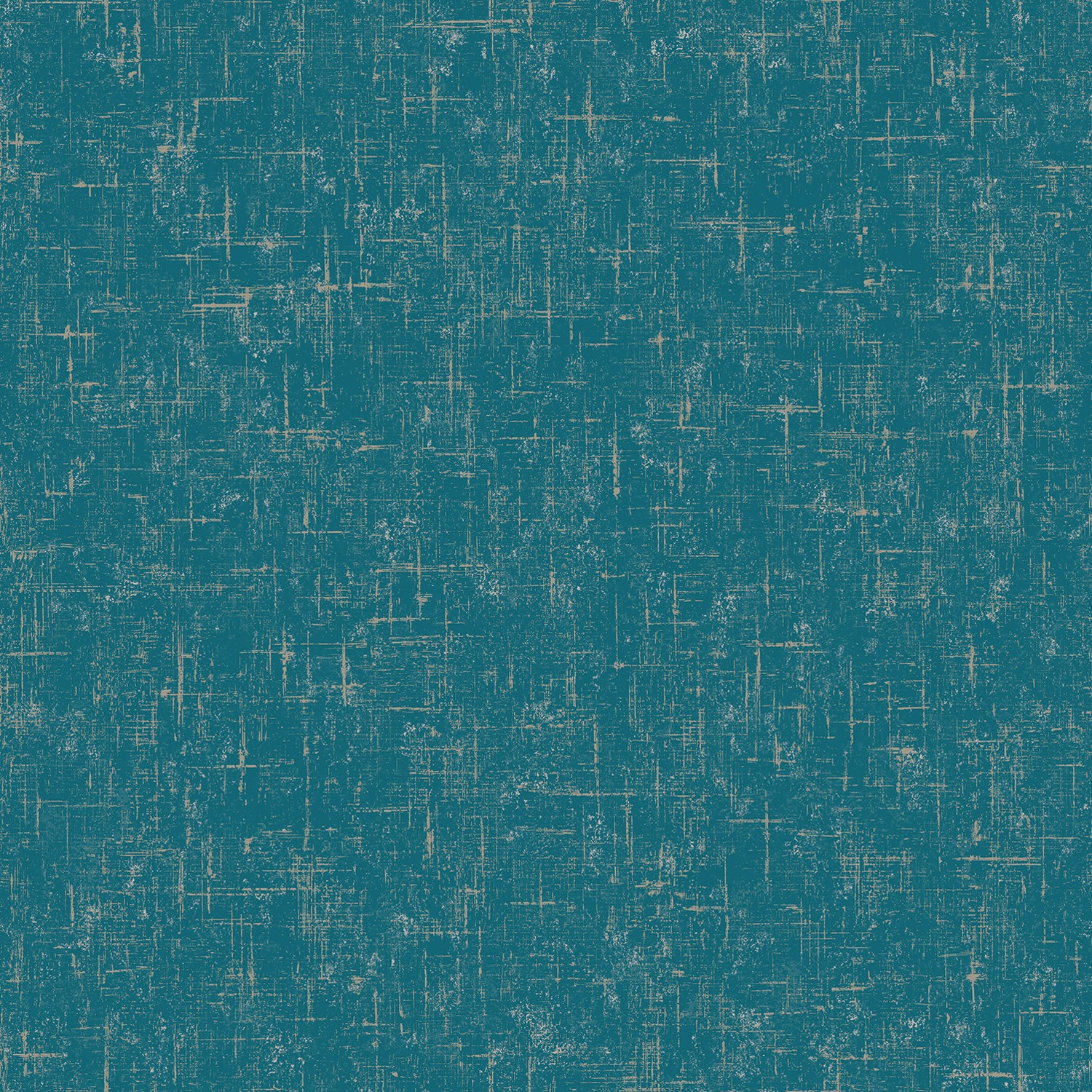 Galerie Spatolato Plain Wallpaper Turquoise