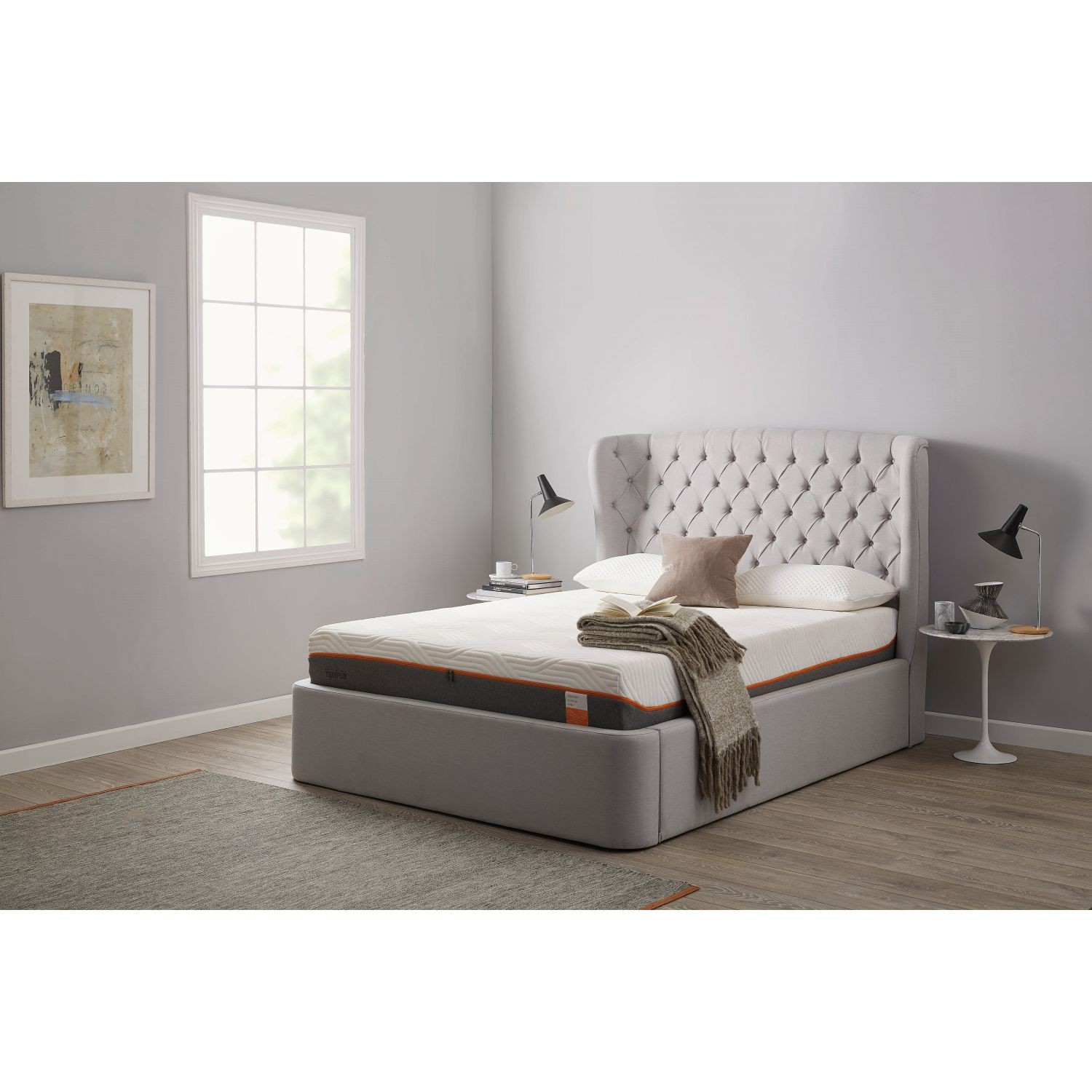 Stupendous Tempur Holcot Ottoman Bed King Gmtry Best Dining Table And Chair Ideas Images Gmtryco