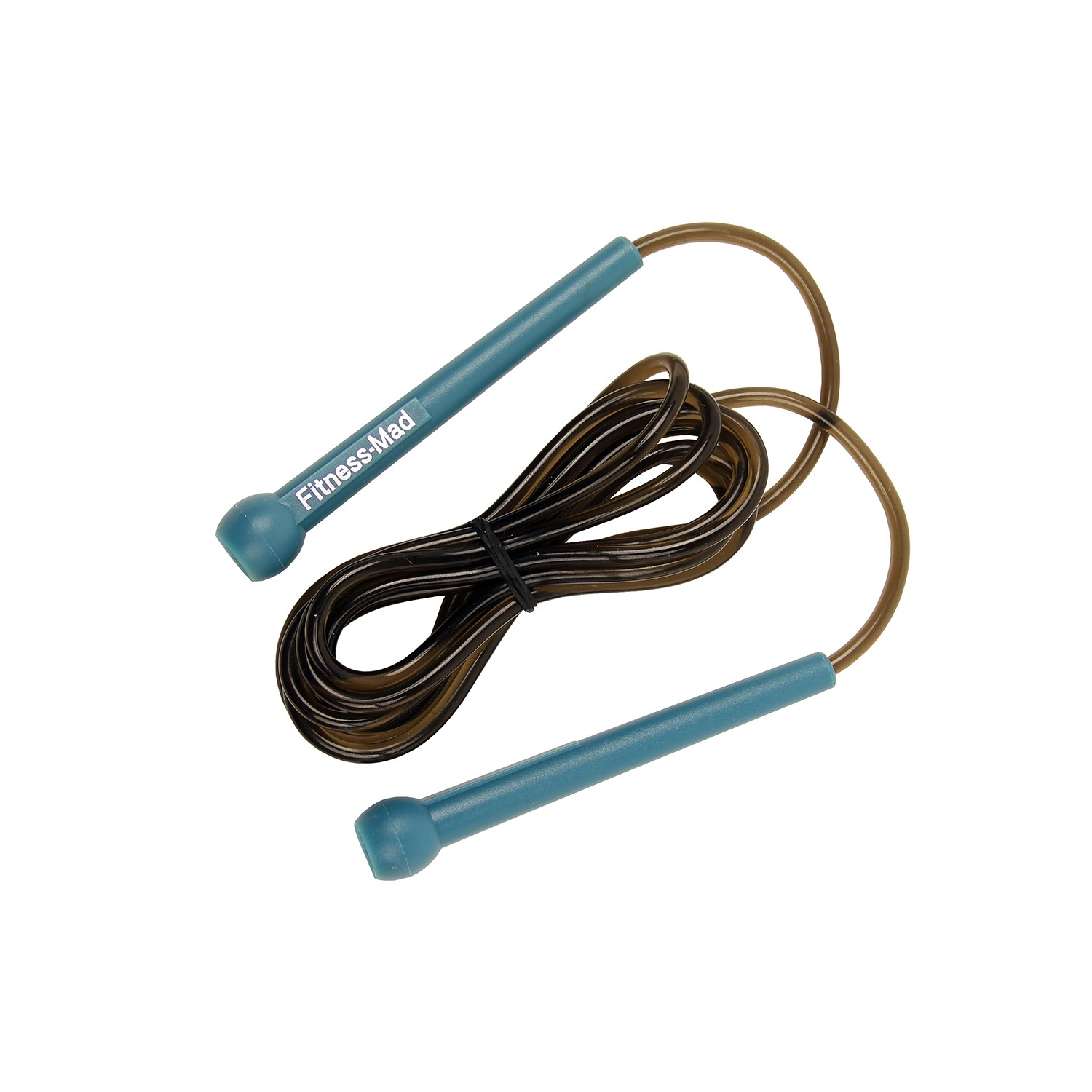 9 Ft Blue Fitness Mad Skipping Speed Rope