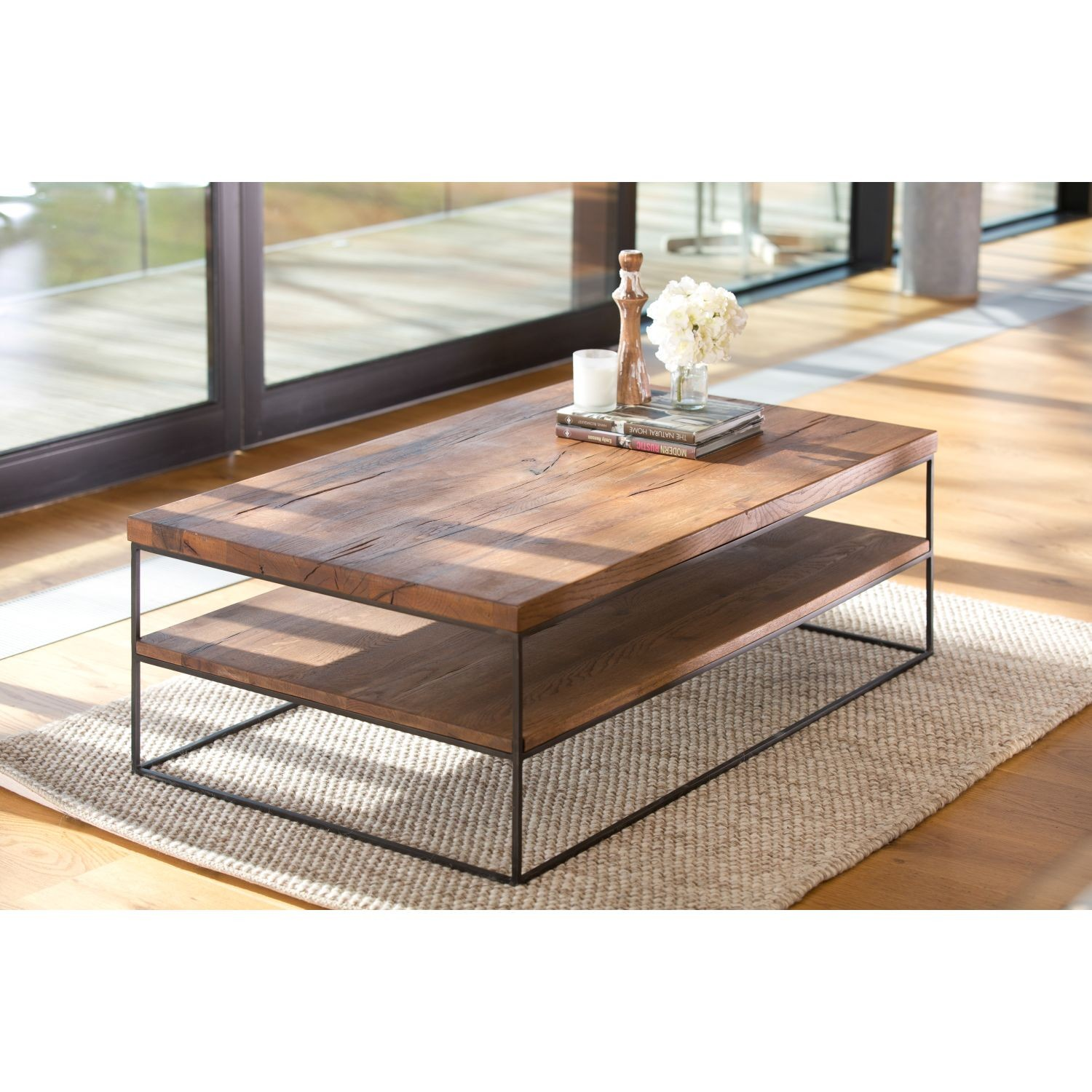 Casa Brixton Coffee Table Leekes
