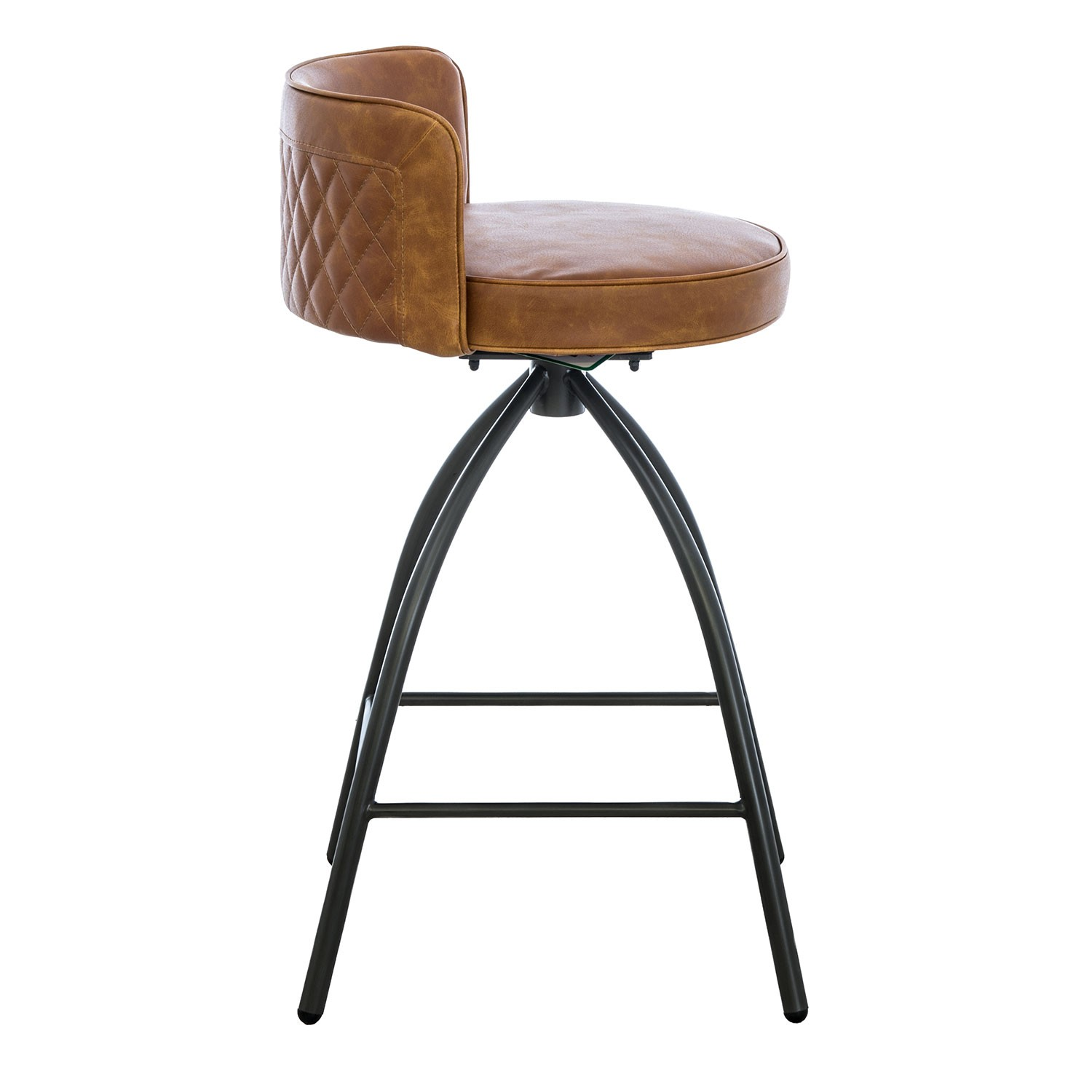 Hometrends Gas Lift Bar Stool Image 1 Of 2