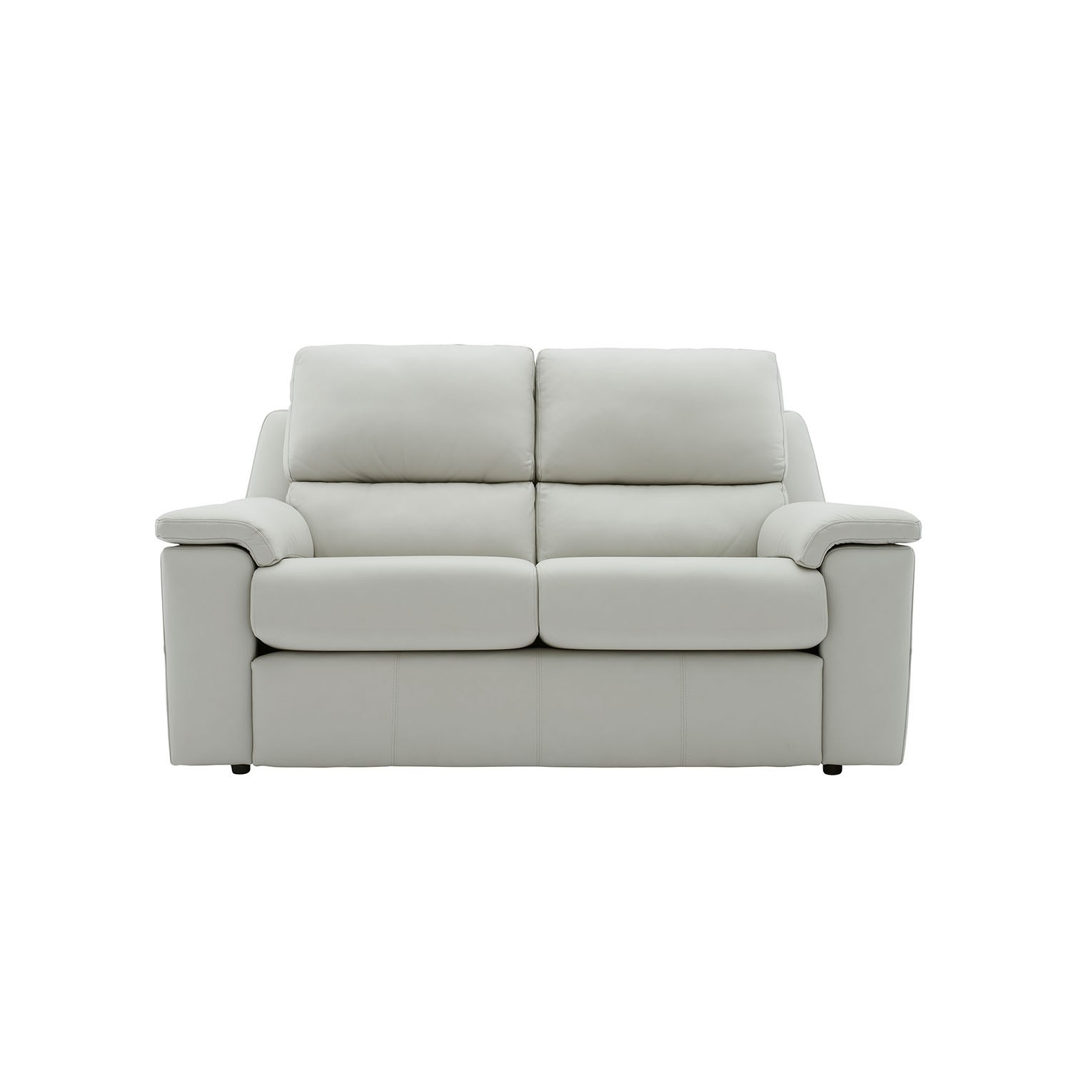 G Plan Taylor 2 Seater Power Recliner Leather Sofa